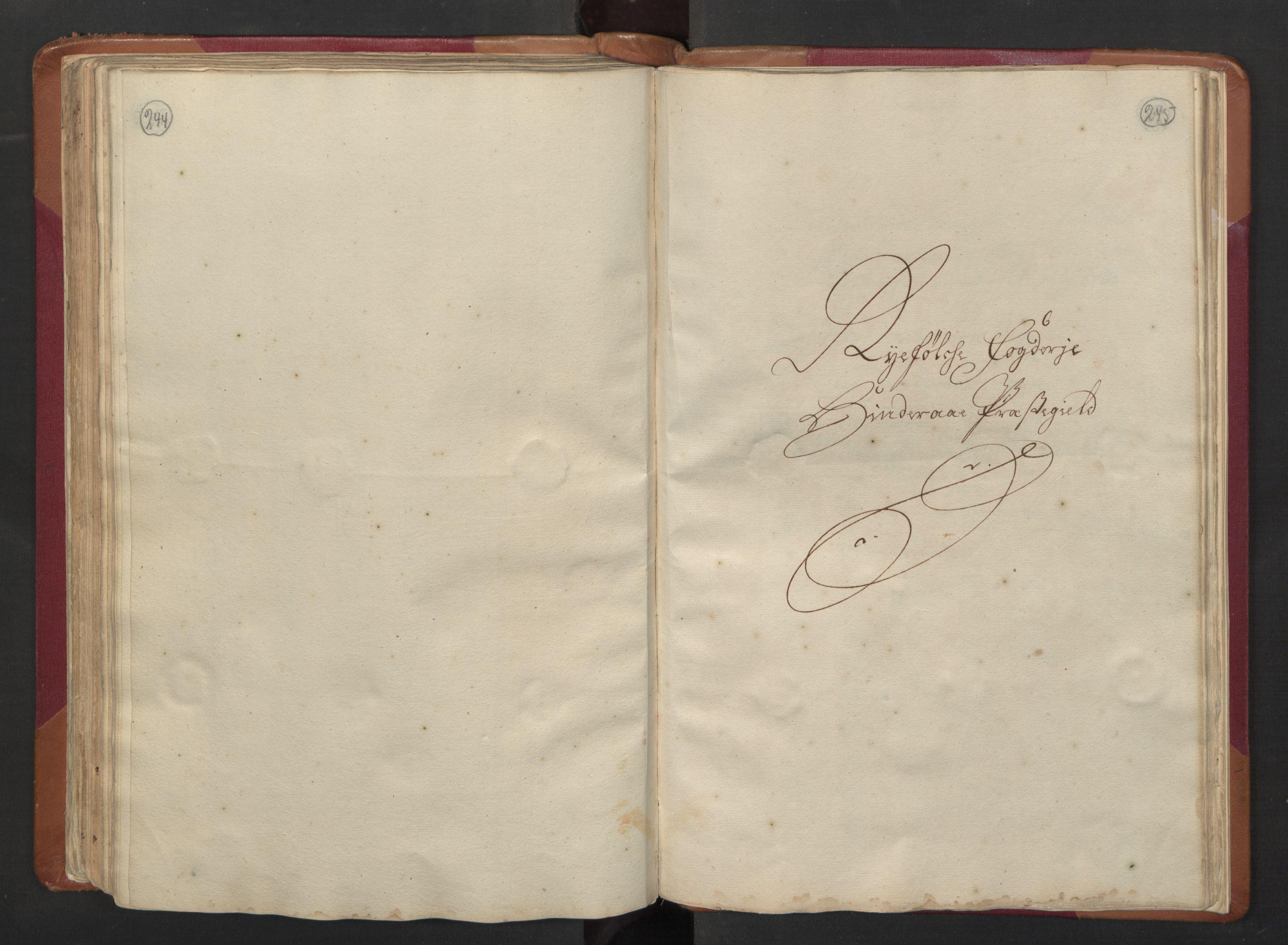 RA, Manntallet 1701, nr. 5: Ryfylke fogderi, 1701, s. 244-245