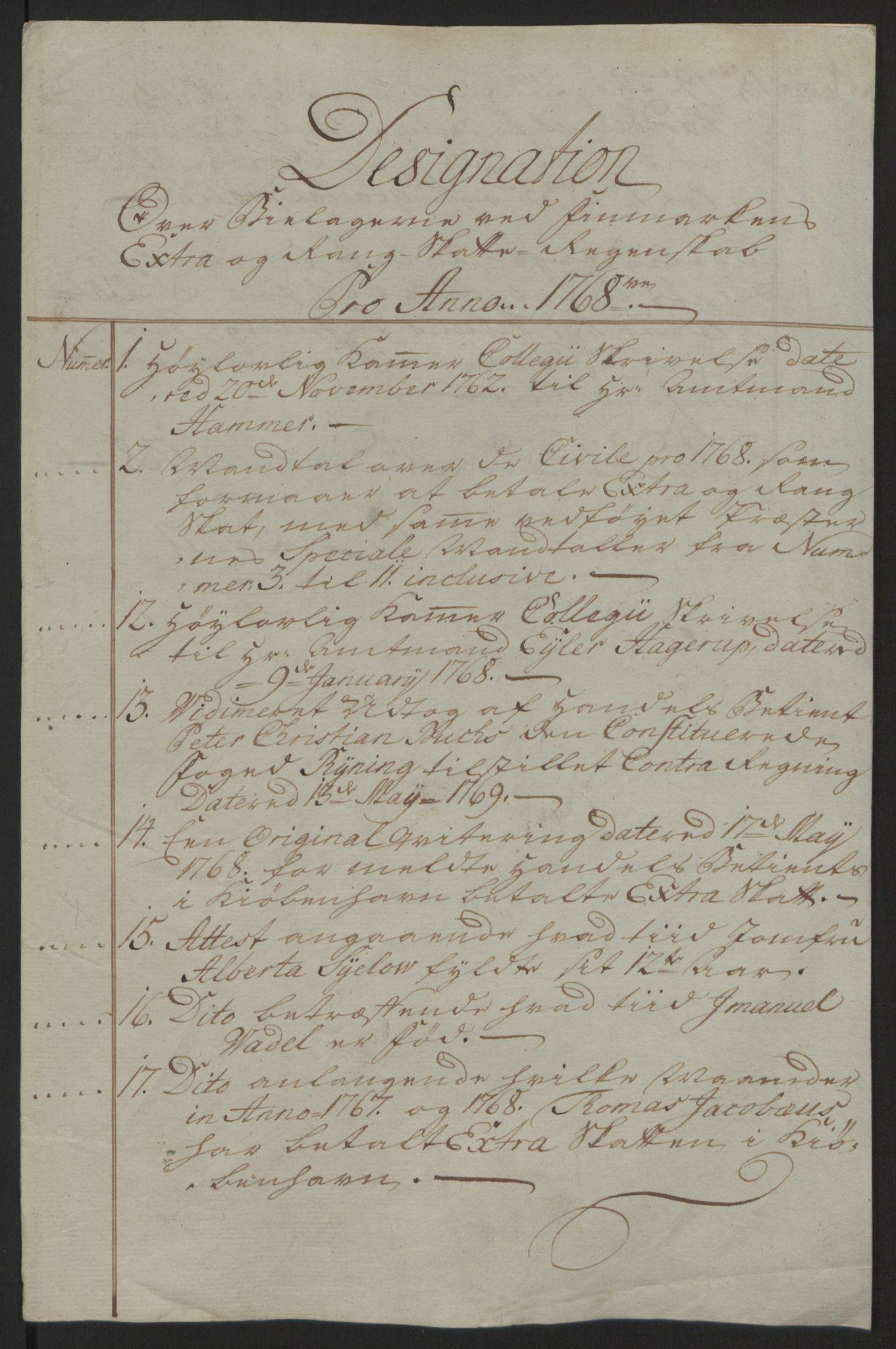 RA, Rentekammeret inntil 1814, Reviderte regnskaper, Fogderegnskap, R69/L4910: Ekstraskatten  Finnmark/Vardøhus, 1762-1772, s. 258