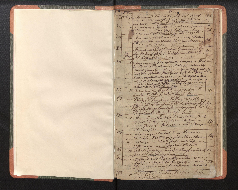 SAB, Bergen Politidistrikt, L.a/L.ab/L0004: Passprotokoll, 1842-1848, s. 3