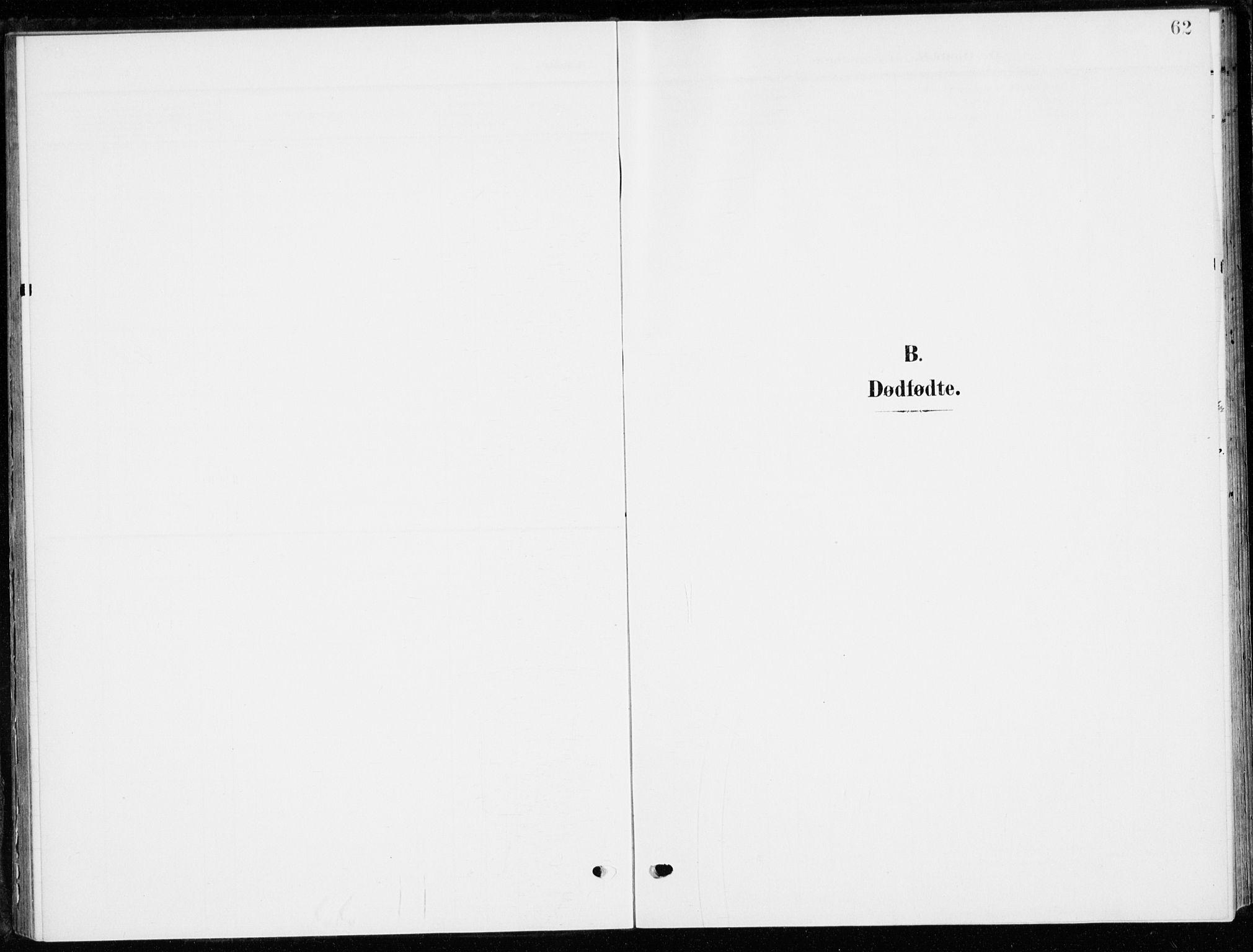SAH, Ringsaker prestekontor, K/Ka/L0021: Ministerialbok nr. 21, 1905-1920, s. 62