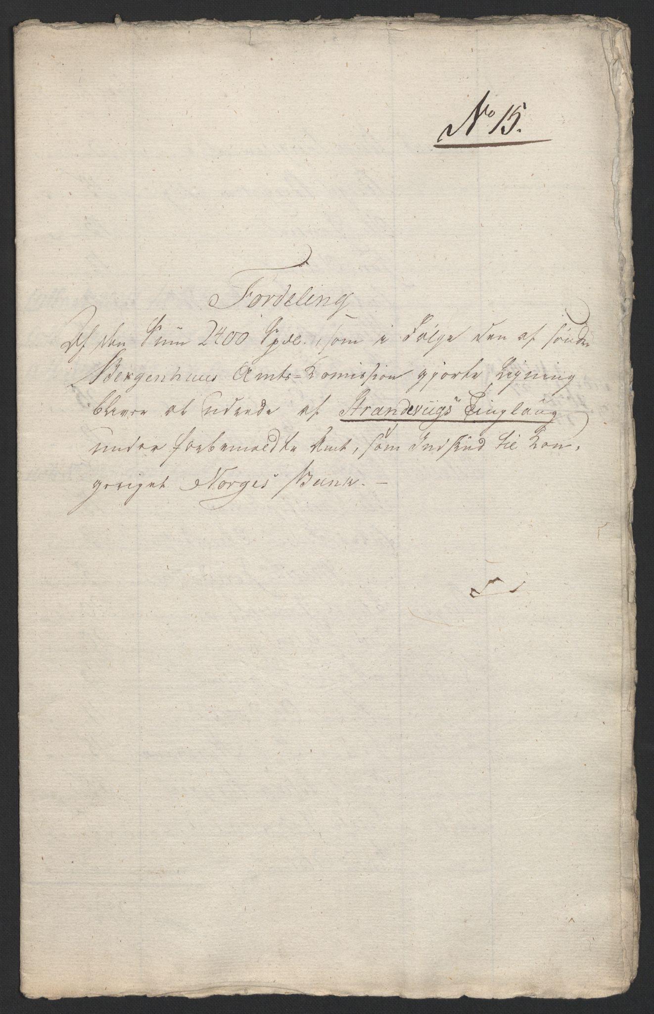 NOBA, Norges Bank/Sølvskatten 1816*, 1816, s. 264