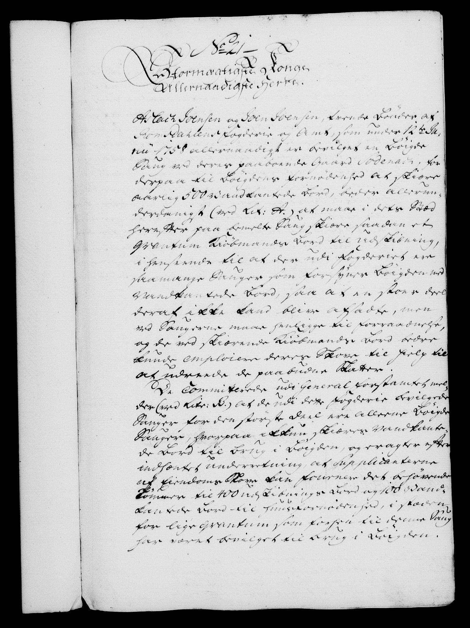 RA, Rentekammeret, Kammerkanselliet, G/Gf/Gfa/L0047: Norsk relasjons- og resolusjonsprotokoll (merket RK 52.47), 1765, s. 117