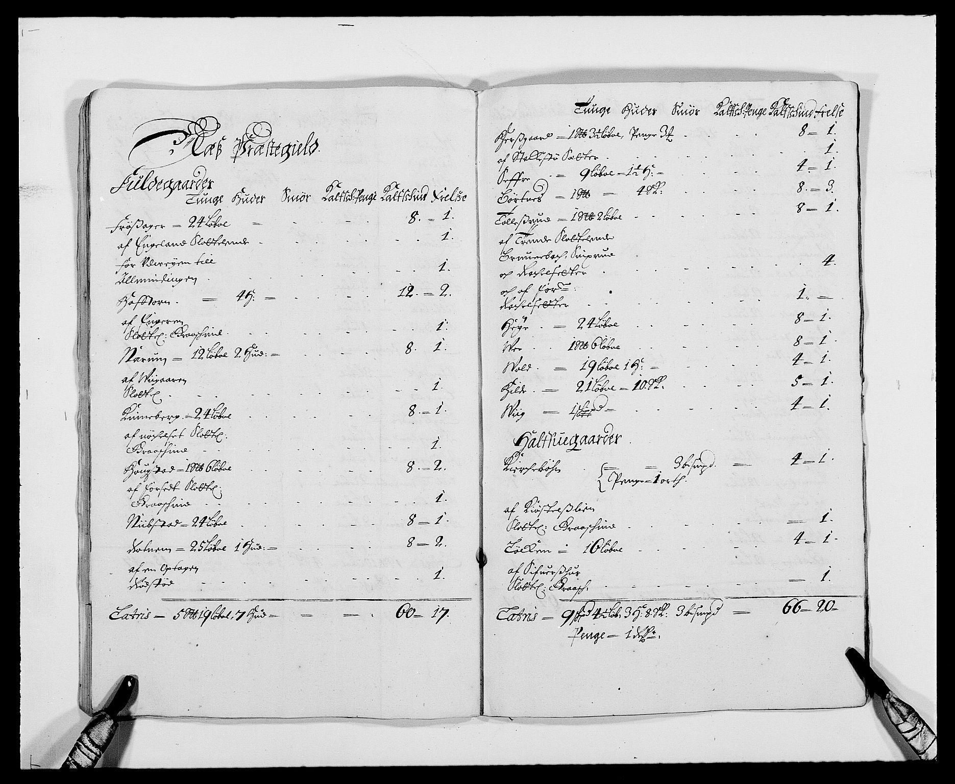 RA, Rentekammeret inntil 1814, Reviderte regnskaper, Fogderegnskap, R21/L1446: Fogderegnskap Ringerike og Hallingdal, 1683-1686, s. 190