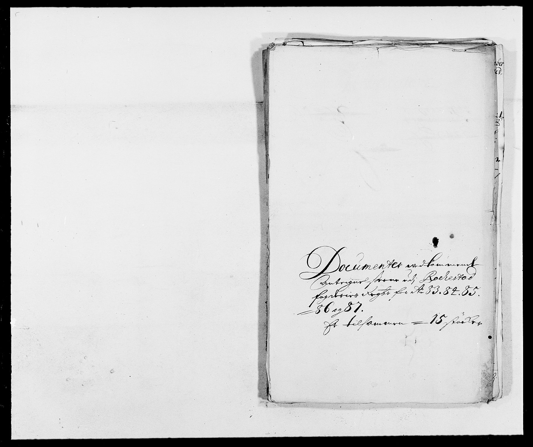 RA, Rentekammeret inntil 1814, Reviderte regnskaper, Fogderegnskap, R05/L0276: Fogderegnskap Rakkestad, 1683-1688, s. 361