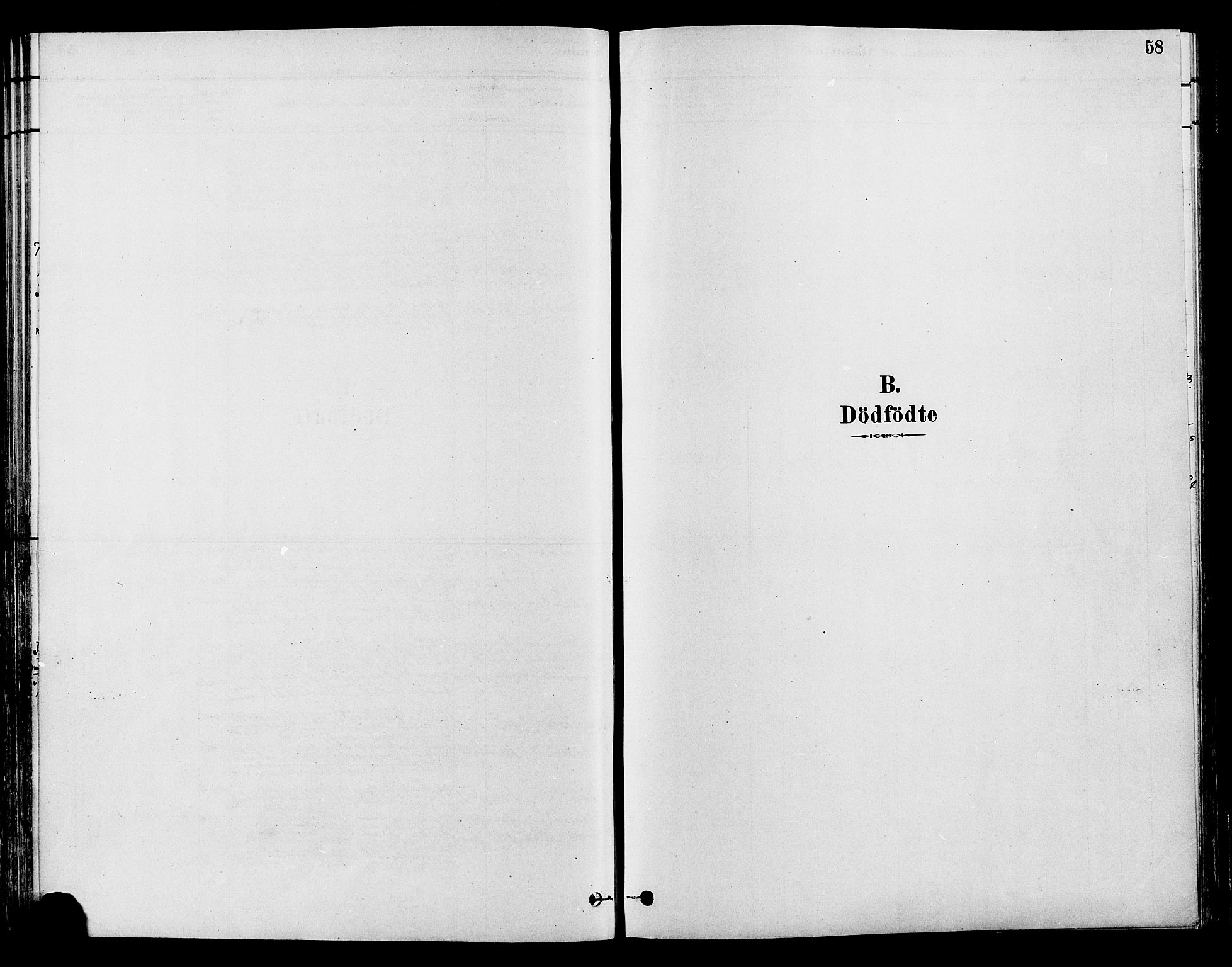 SAH, Gran prestekontor, Ministerialbok nr. 15, 1880-1888, s. 58