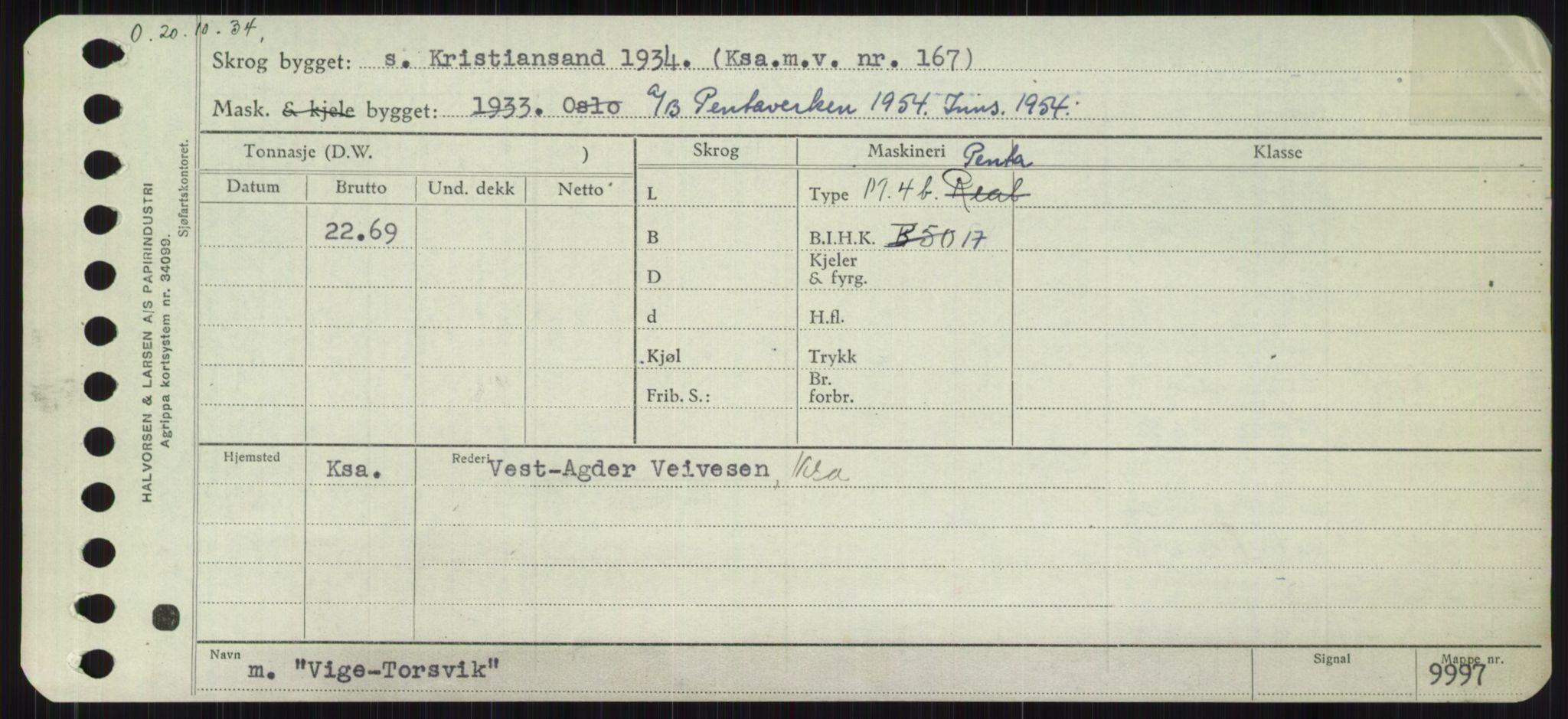 RA, Sjøfartsdirektoratet med forløpere, Skipsmålingen, H/Ha/L0006: Fartøy, Sver-Å, s. 421