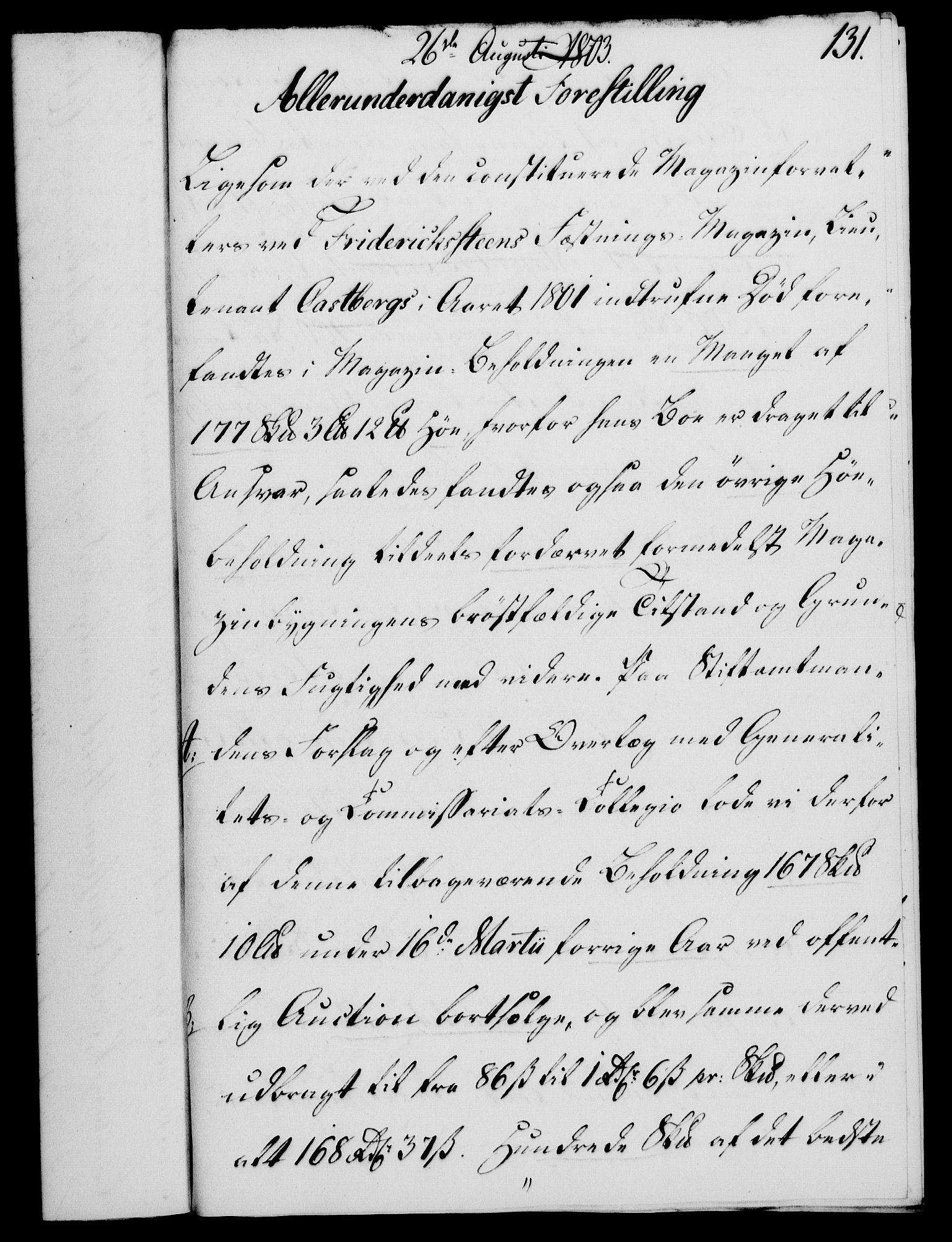 RA, Rentekammeret, Kammerkanselliet, G/Gf/Gfa/L0085: Norsk relasjons- og resolusjonsprotokoll (merket RK 52.85), 1803, s. 758