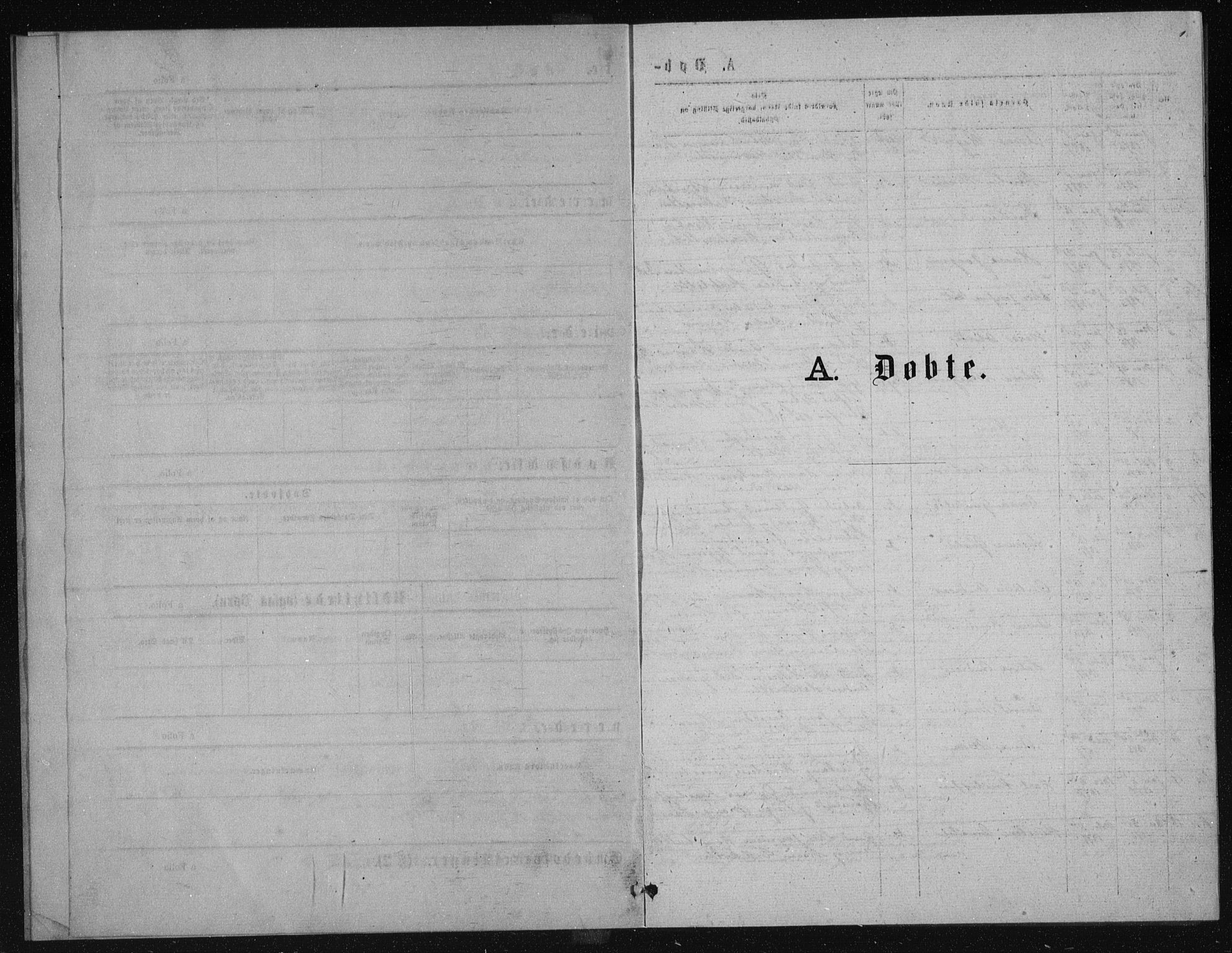 SAKO, Solum kirkebøker, G/Ga/L0005: Klokkerbok nr. I 5, 1877-1881