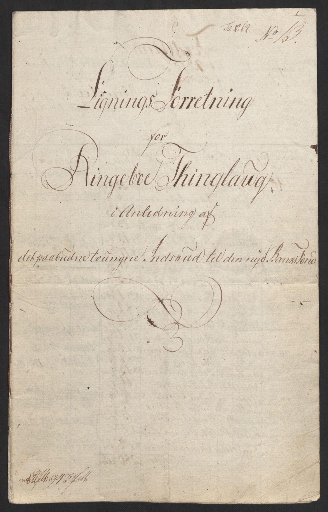 NOBA, Norges Bank/Sølvskatten 1816*, 1816-1818, s. 9