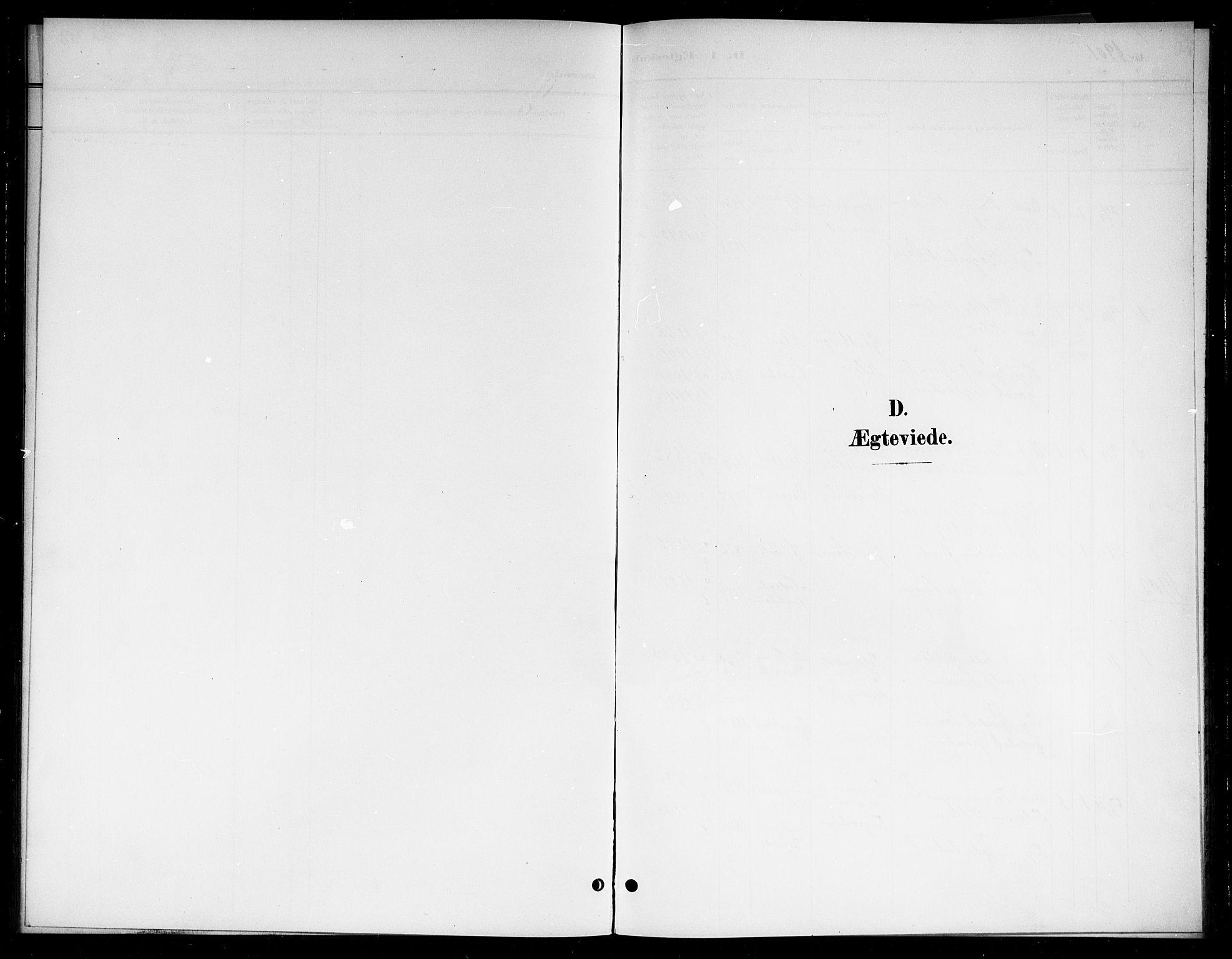 SAKO, Sigdal kirkebøker, G/Gb/L0003: Klokkerbok nr. II 3, 1901-1916