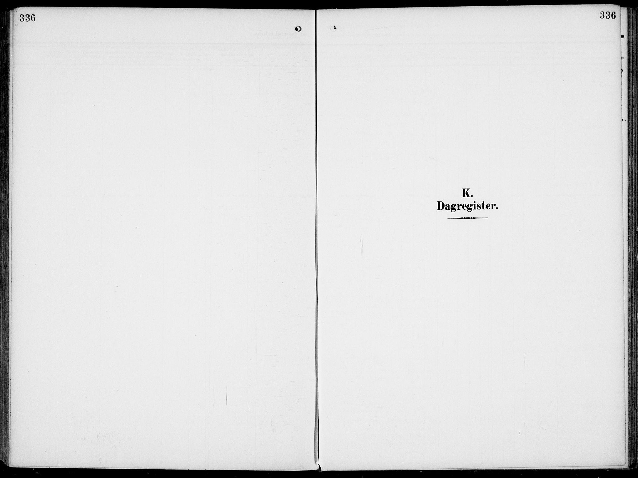 SAKO, Gjerpen kirkebøker, F/Fa/L0012: Ministerialbok nr. 12, 1905-1913, s. 336