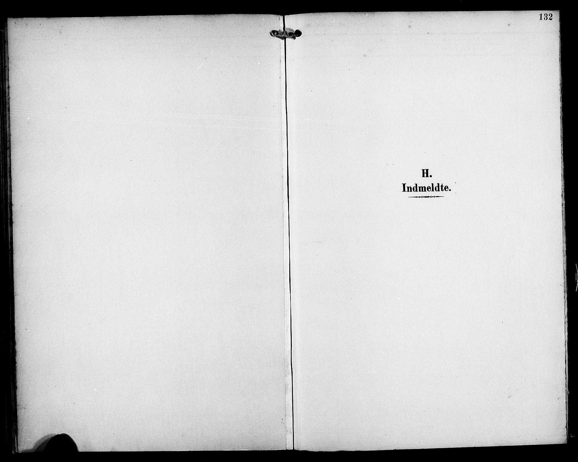 SAB, Manger sokneprestembete, H/Haa: Ministerialbok nr. B 2, 1893-1906, s. 132