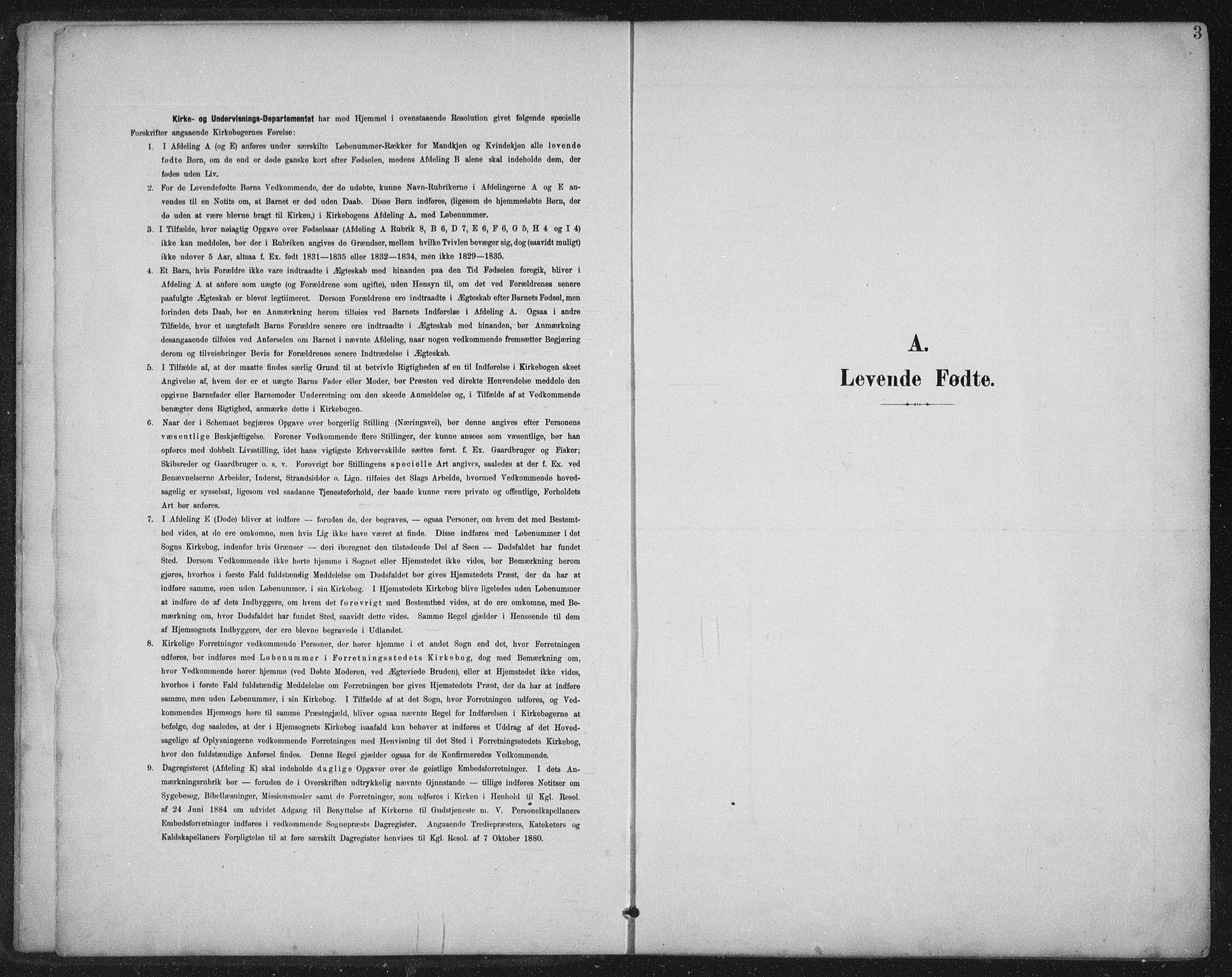 SAT, Ministerialprotokoller, klokkerbøker og fødselsregistre - Nord-Trøndelag, 724/L0269: Klokkerbok nr. 724C05, 1899-1920, s. 3