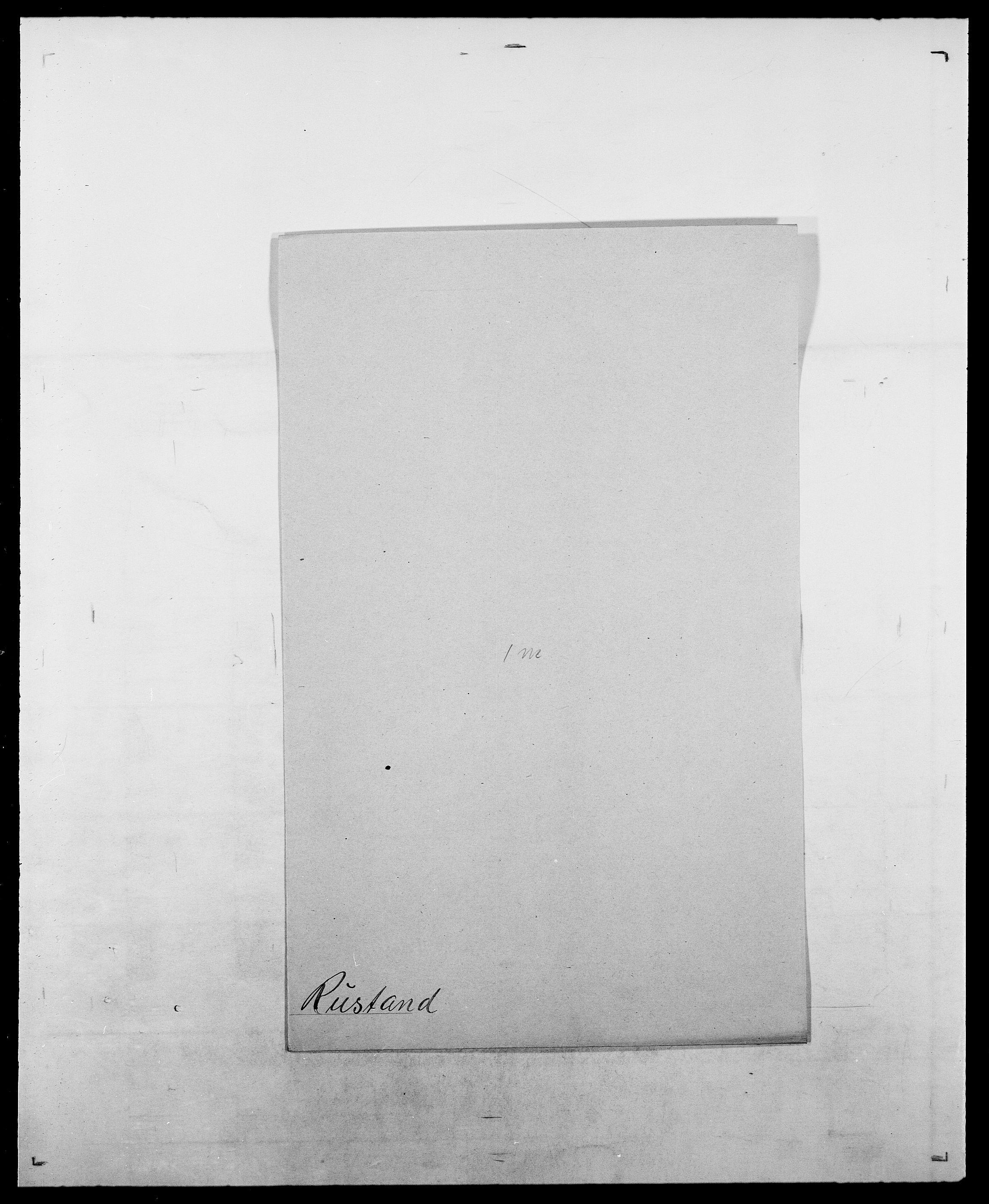 SAO, Delgobe, Charles Antoine - samling, D/Da/L0033: Roald - Røyem, s. 494