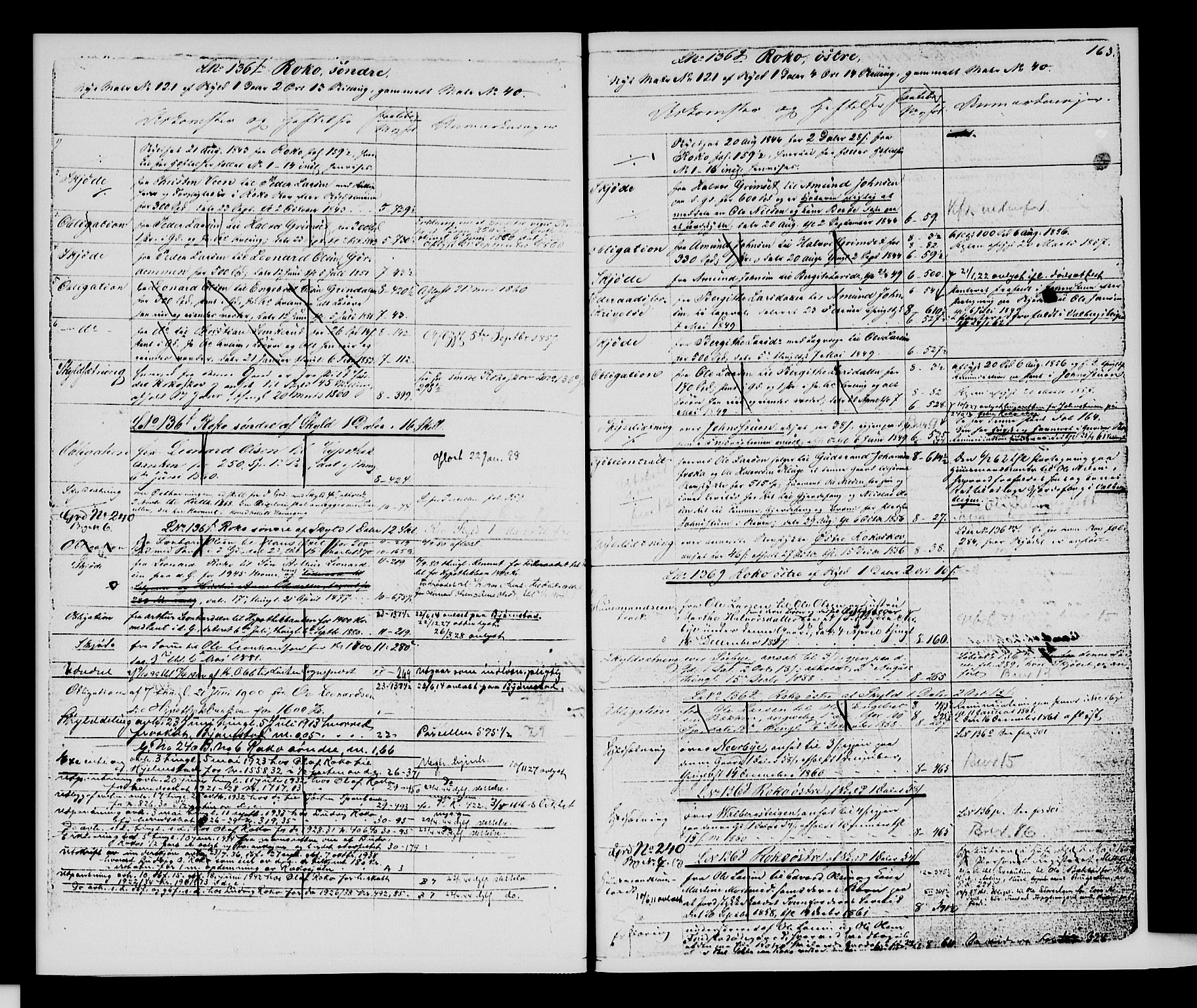 SAH, Sør-Hedmark sorenskriveri, H/Ha/Hac/Hacc/L0001: Panteregister nr. 3.1, 1855-1943, s. 163