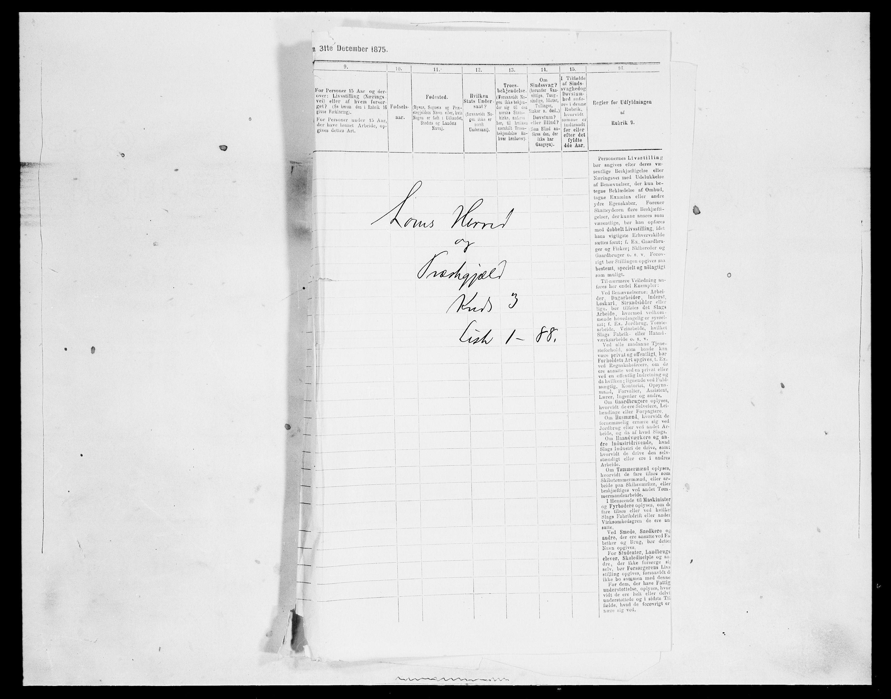 SAH, Folketelling 1875 for 0514P Lom prestegjeld, 1875, s. 408
