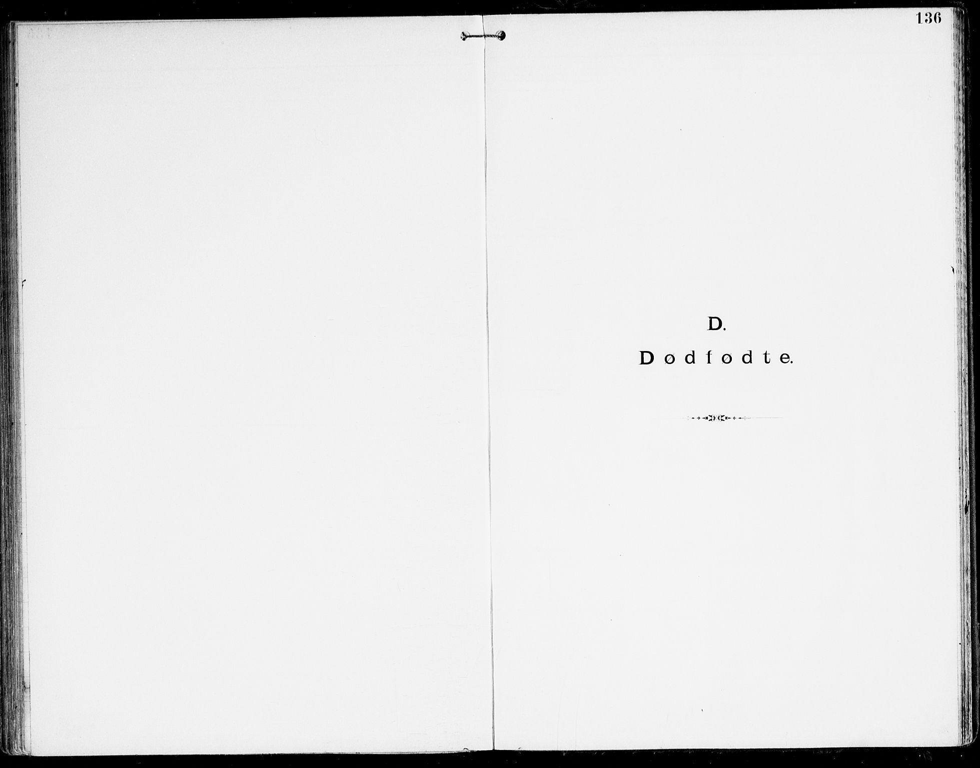 SAK, Den evangelisk-lutherske frikirke, Kristiansand, F/Fa/L0003: Dissenterprotokoll nr. F 11, 1892-1925, s. 136