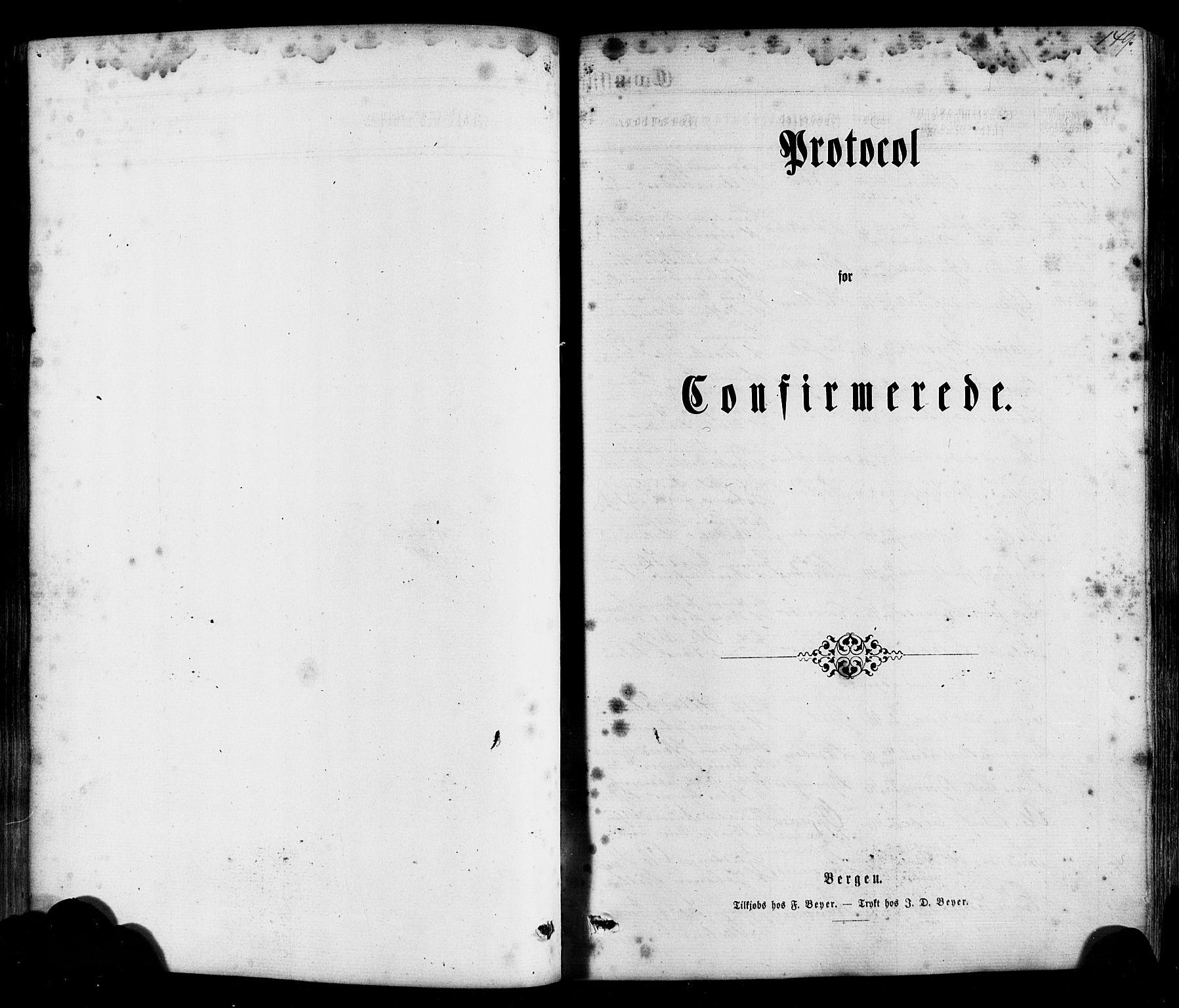 SAB, Hyllestad Sokneprestembete, Ministerialbok nr. A 1, 1861-1886, s. 149