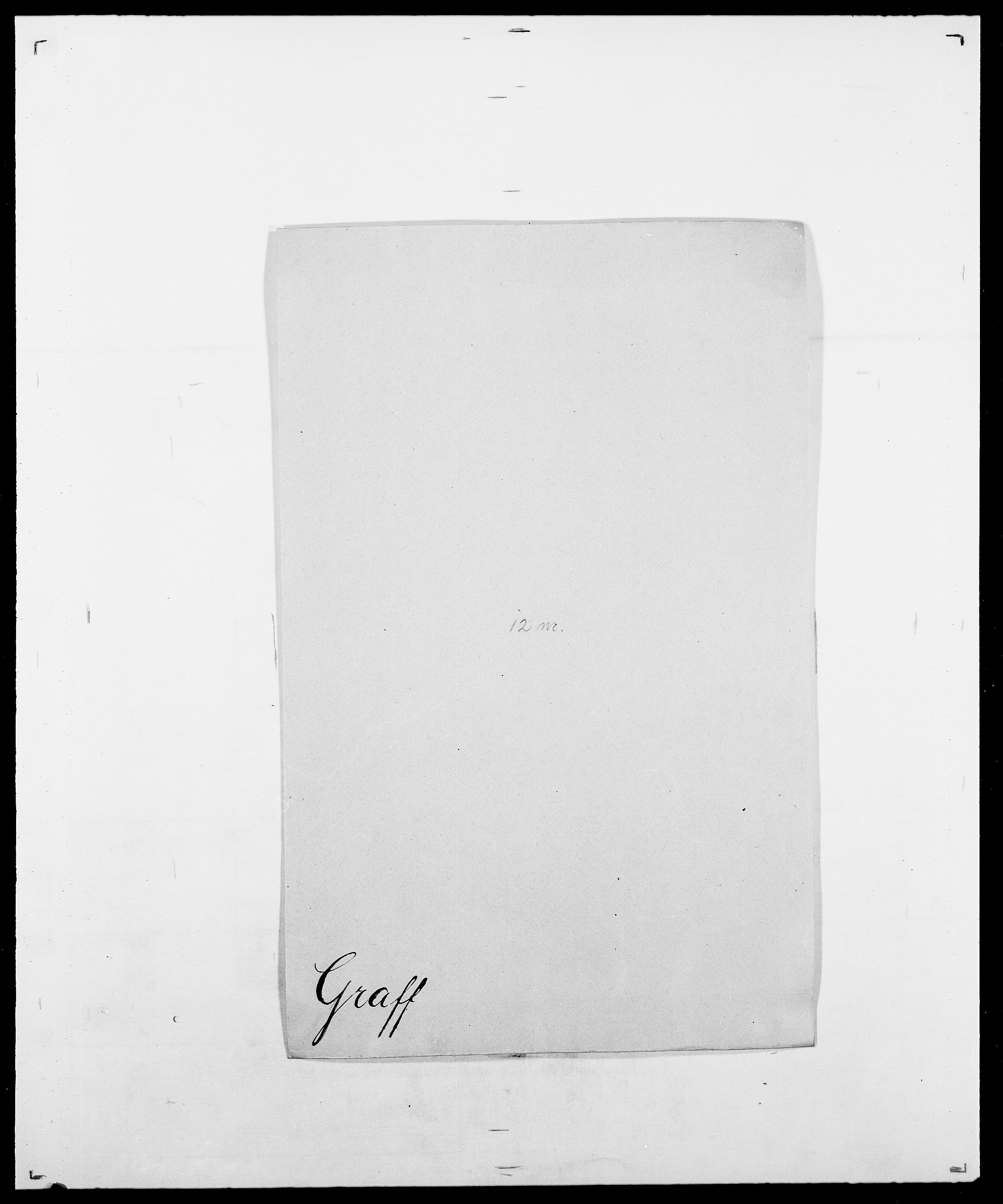 SAO, Delgobe, Charles Antoine - samling, D/Da/L0014: Giebdhausen - Grip, s. 457