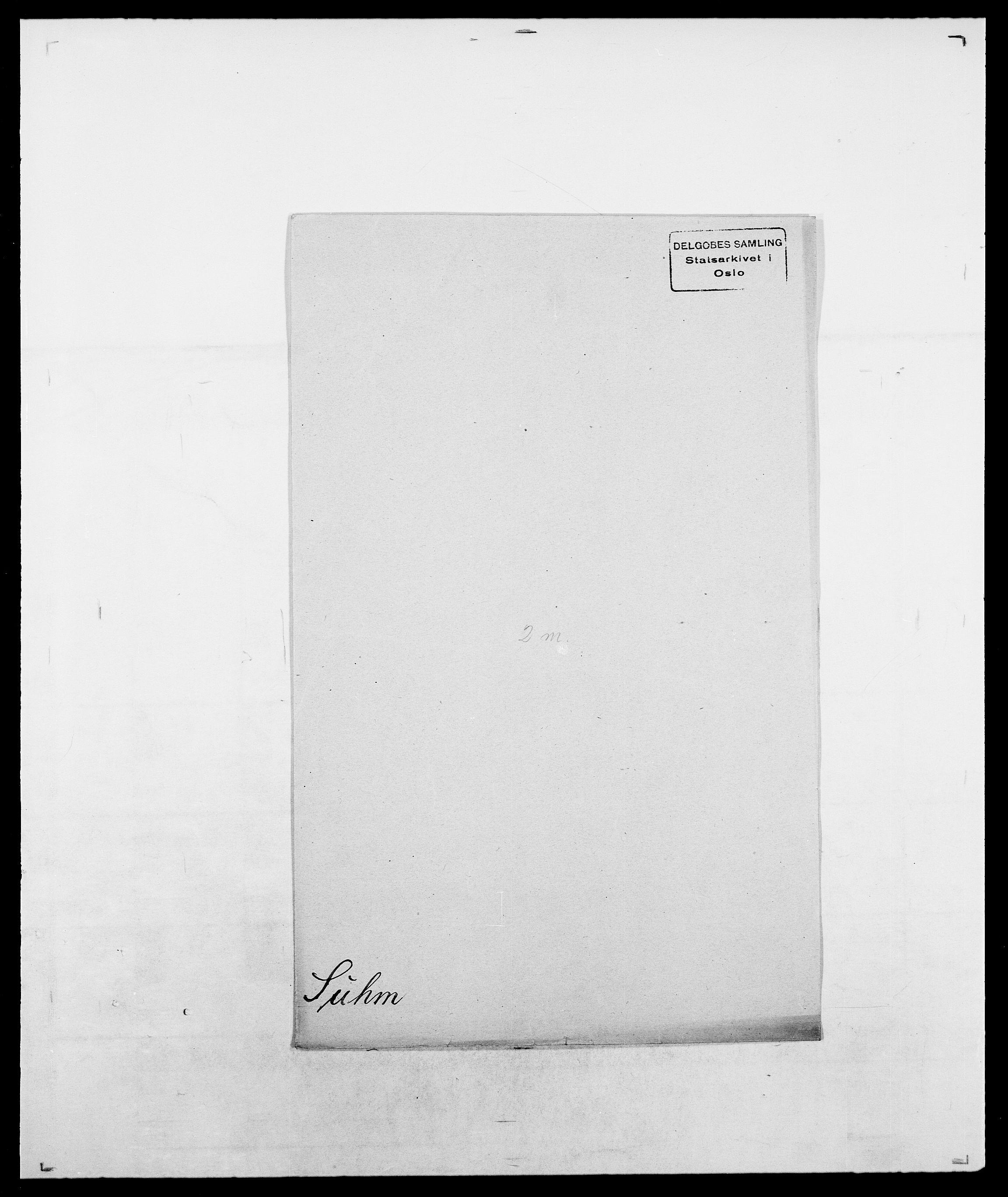 SAO, Delgobe, Charles Antoine - samling, D/Da/L0037: Steen, Sthen, Stein - Svare, Svanige, Svanne, se også Svanning og Schwane, s. 887