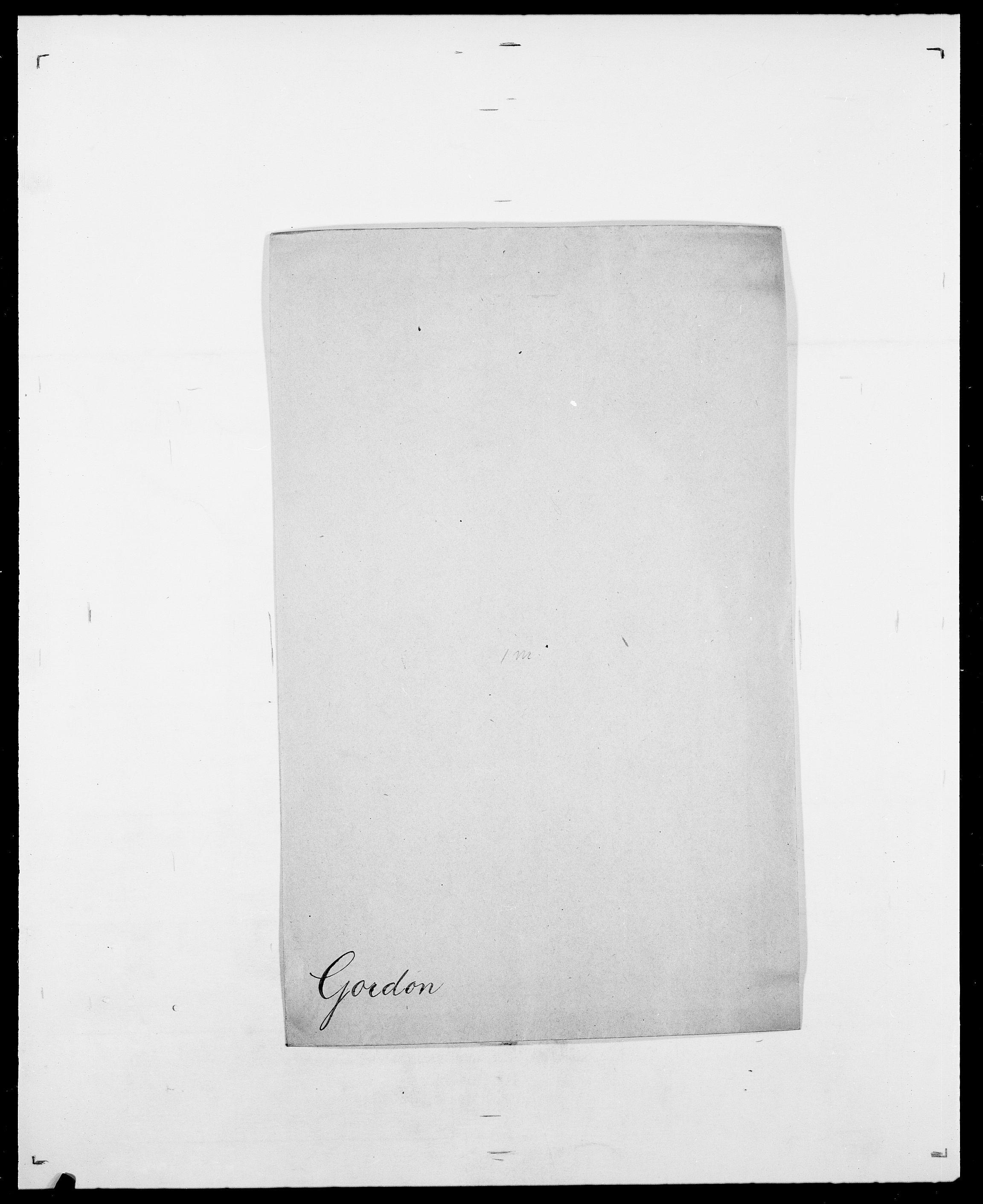 SAO, Delgobe, Charles Antoine - samling, D/Da/L0014: Giebdhausen - Grip, s. 386