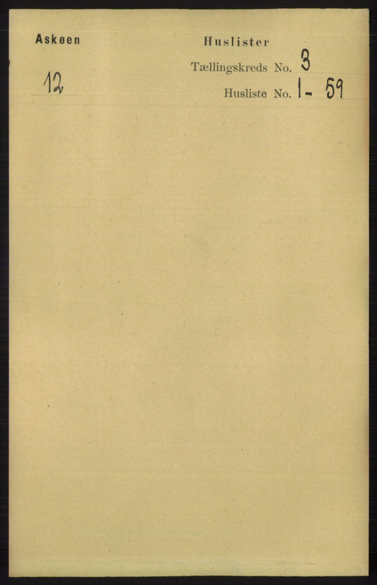 RA, Folketelling 1891 for 1247 Askøy herred, 1891, s. 1827