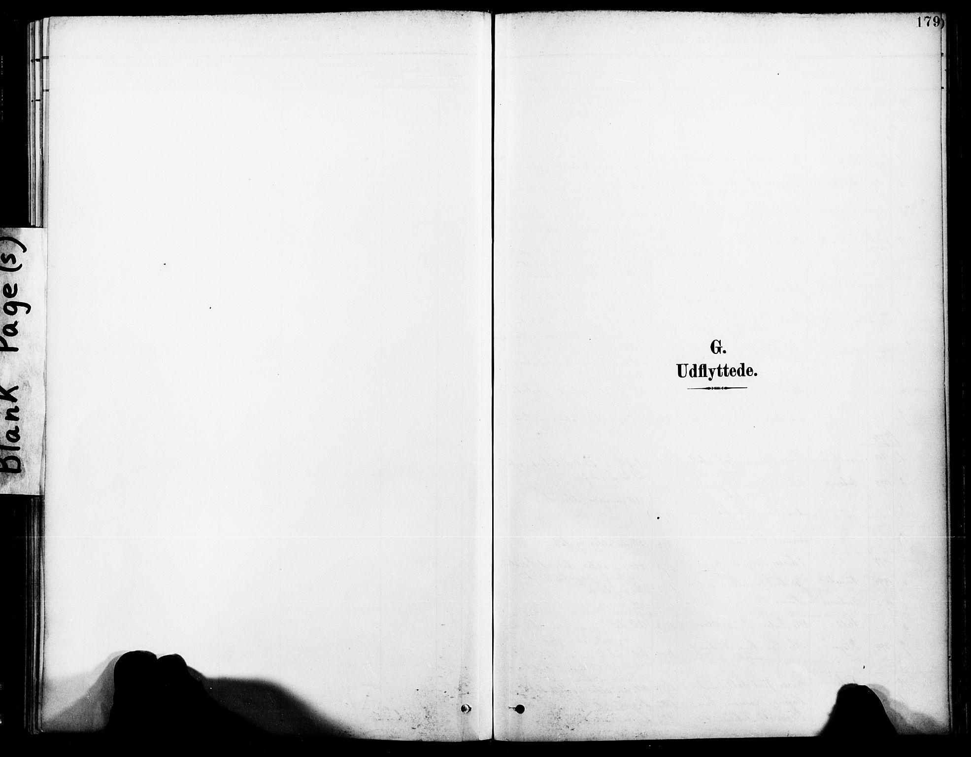 SAT, Ministerialprotokoller, klokkerbøker og fødselsregistre - Nordland, 885/L1205: Ministerialbok nr. 885A06, 1892-1905, s. 179