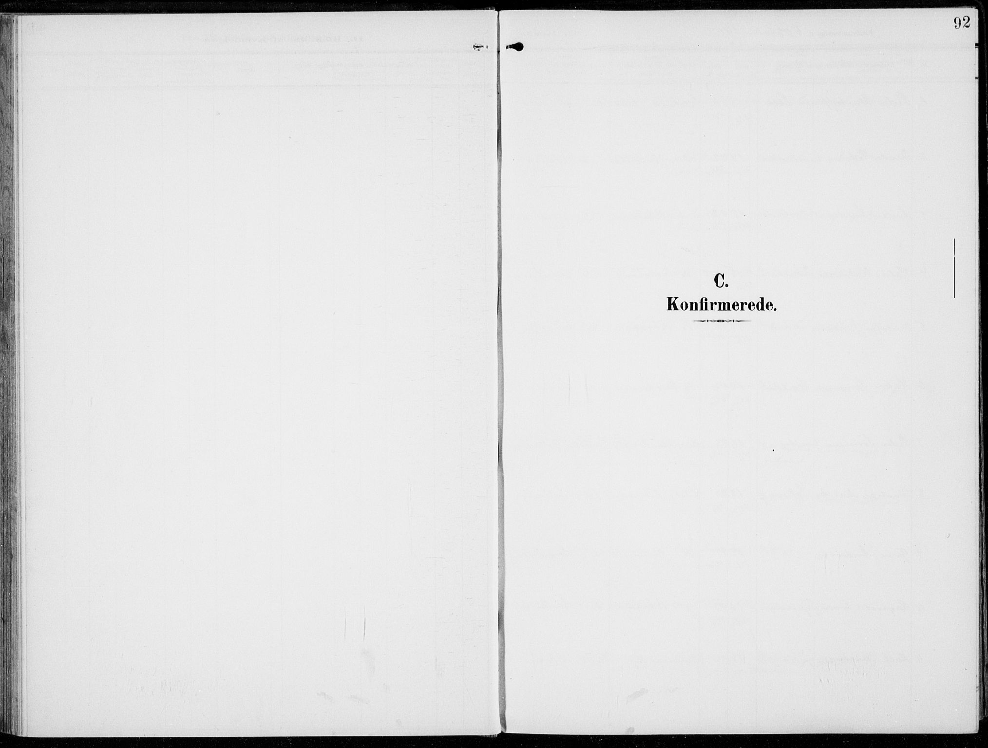 SAH, Alvdal prestekontor, Ministerialbok nr. 4, 1907-1919, s. 92