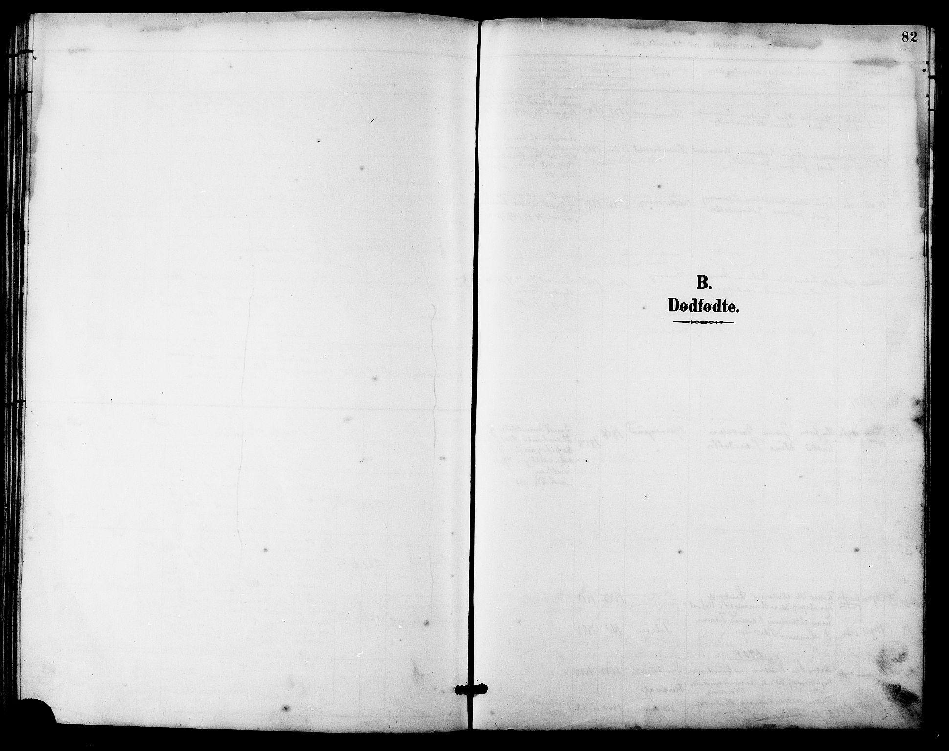 SAT, Ministerialprotokoller, klokkerbøker og fødselsregistre - Sør-Trøndelag, 641/L0598: Klokkerbok nr. 641C02, 1893-1910, s. 82