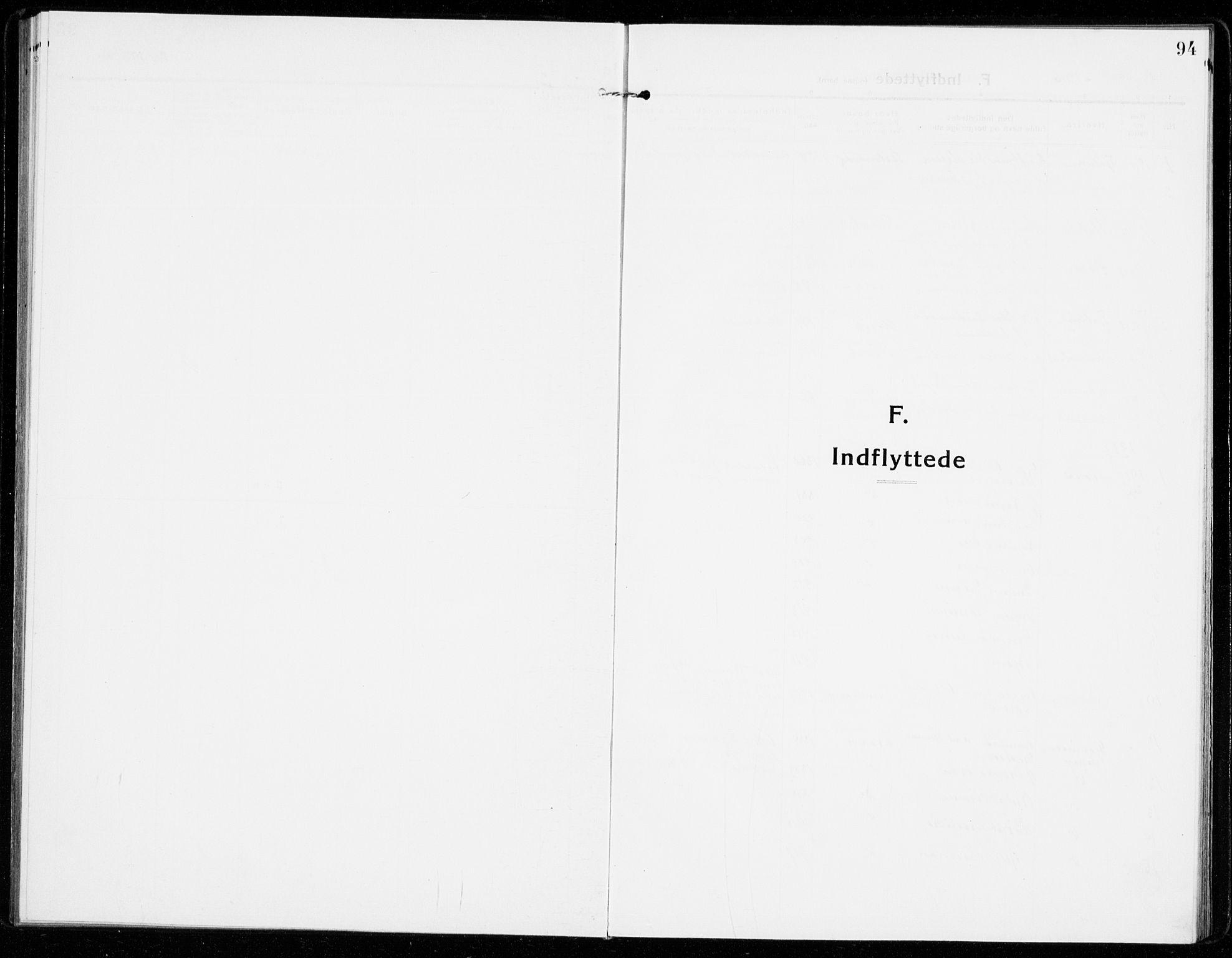 SAKO, Sandar kirkebøker, F/Fa/L0020: Ministerialbok nr. 20, 1915-1919, s. 94