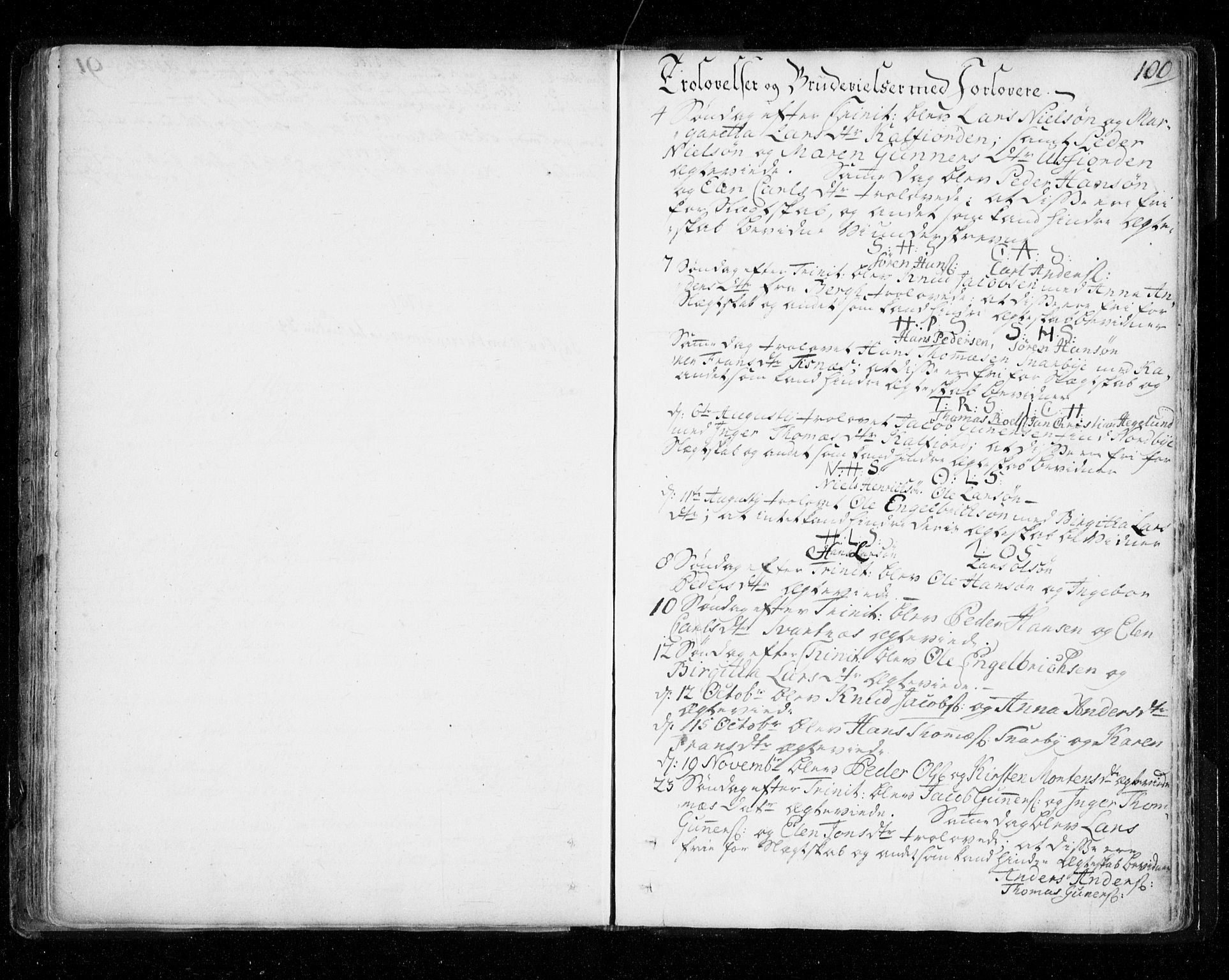 SATØ, Tromsø sokneprestkontor/stiftsprosti/domprosti, G/Ga/L0002kirke: Ministerialbok nr. 2, 1753-1778, s. 100