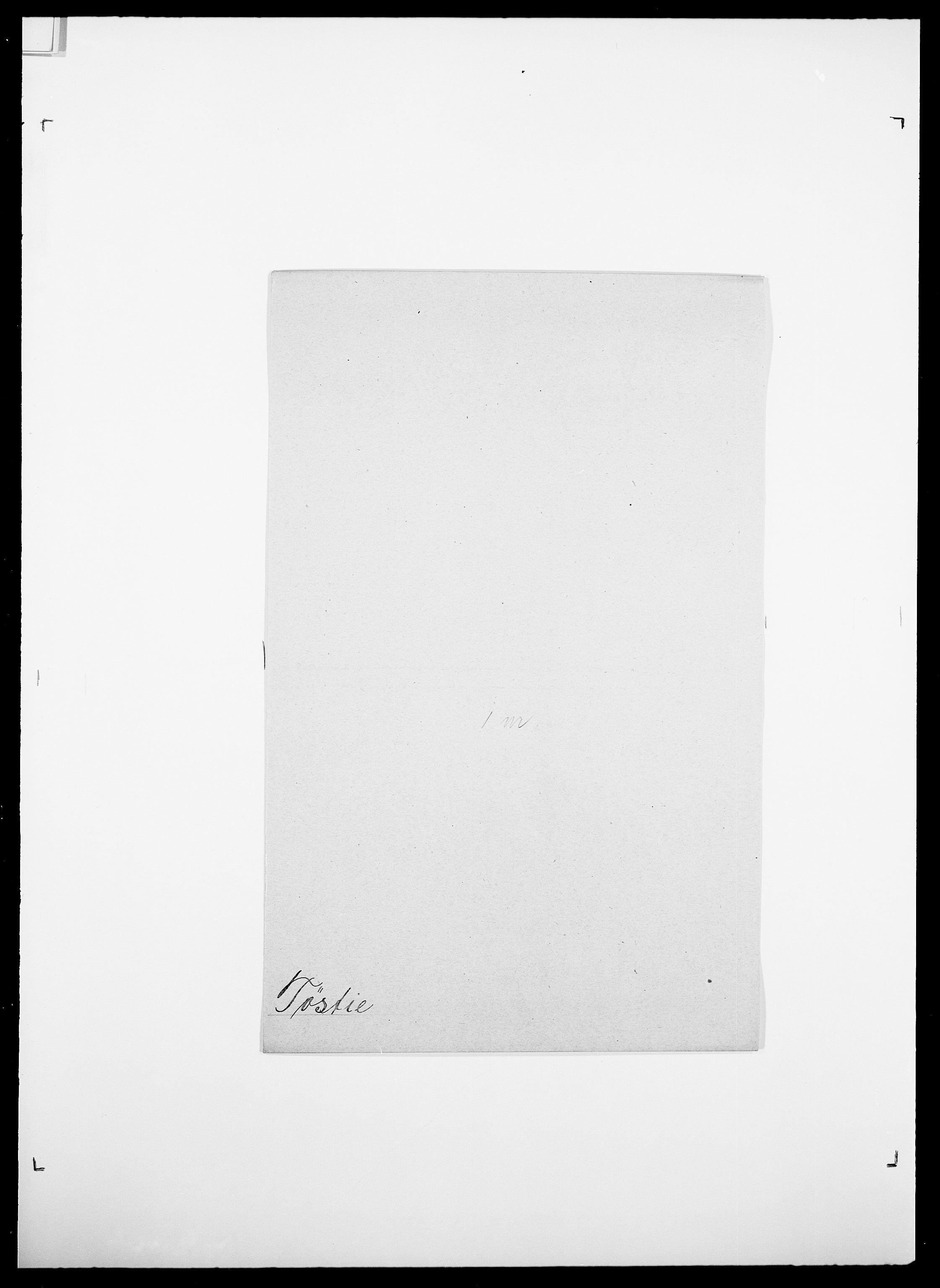 SAO, Delgobe, Charles Antoine - samling, D/Da/L0039: Thorsen - Urup, s. 607