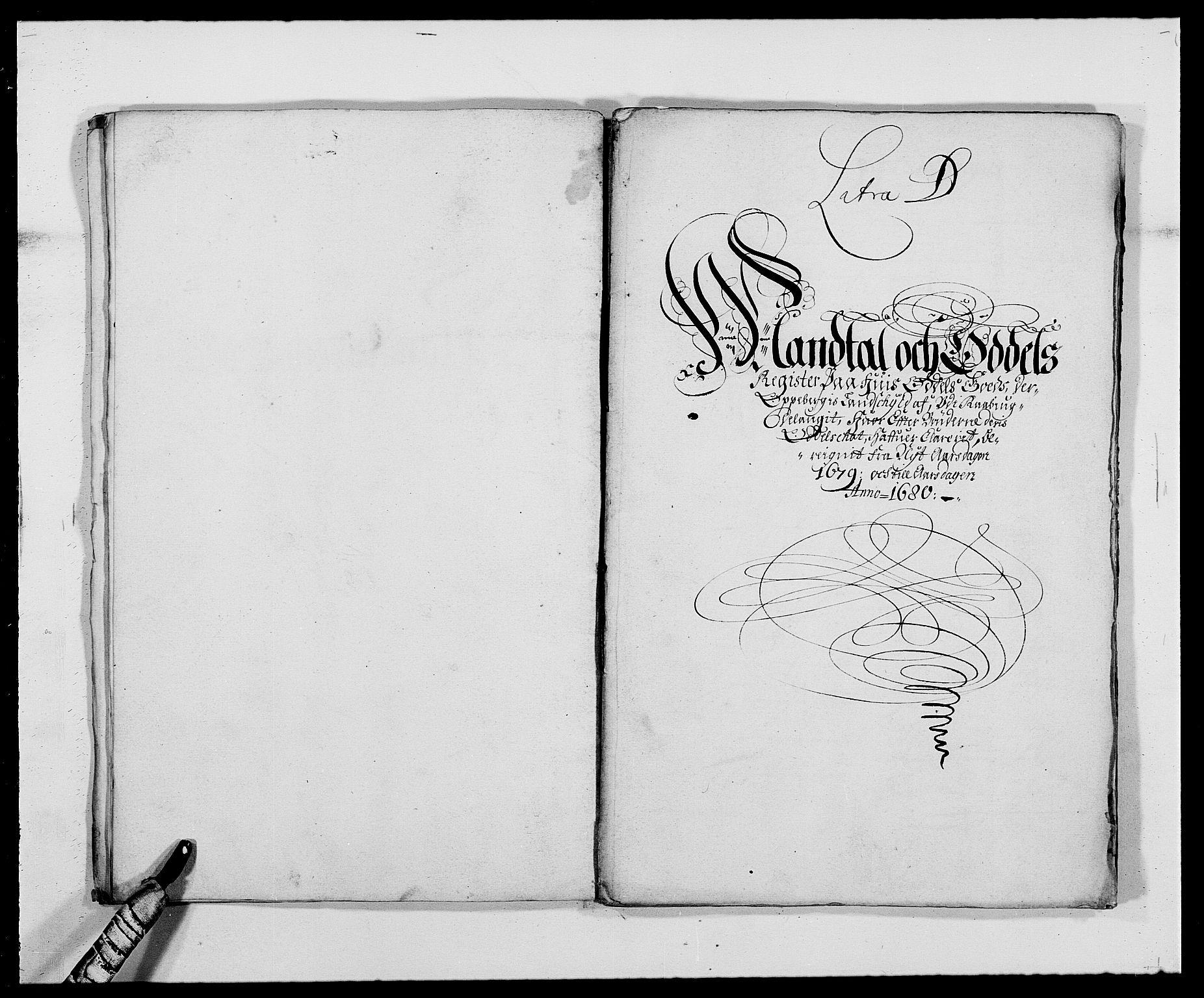 RA, Rentekammeret inntil 1814, Reviderte regnskaper, Fogderegnskap, R40/L2436: Fogderegnskap Råbyggelag, 1679-1680, s. 30