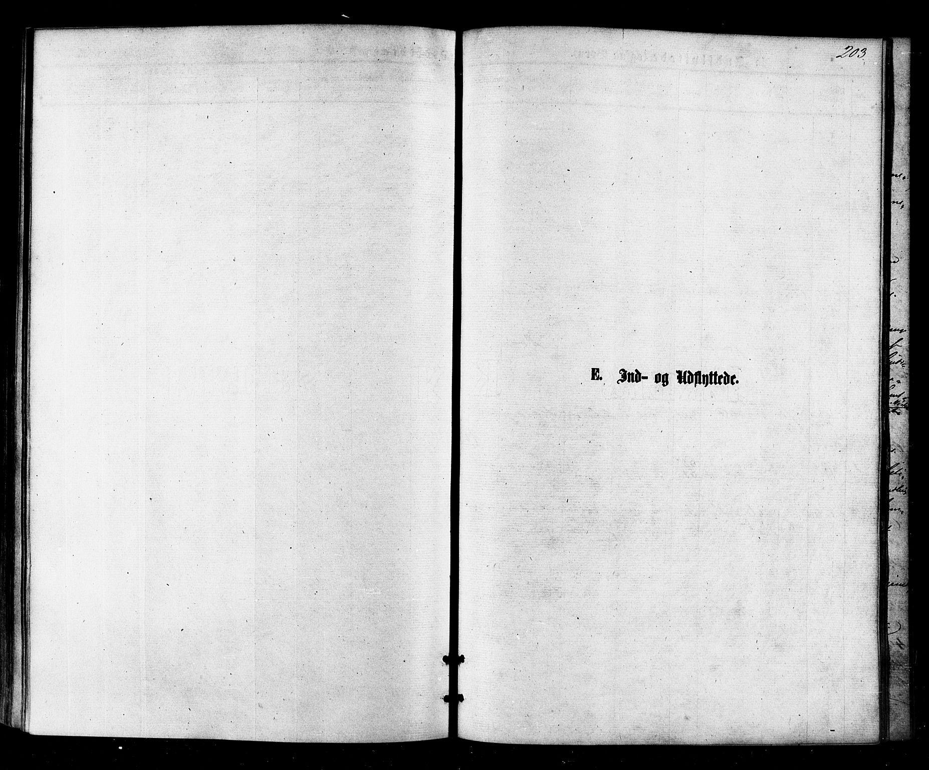 SATØ, Kistrand/Porsanger sokneprestembete, Ministerialbok nr. 6, 1875-1880, s. 203