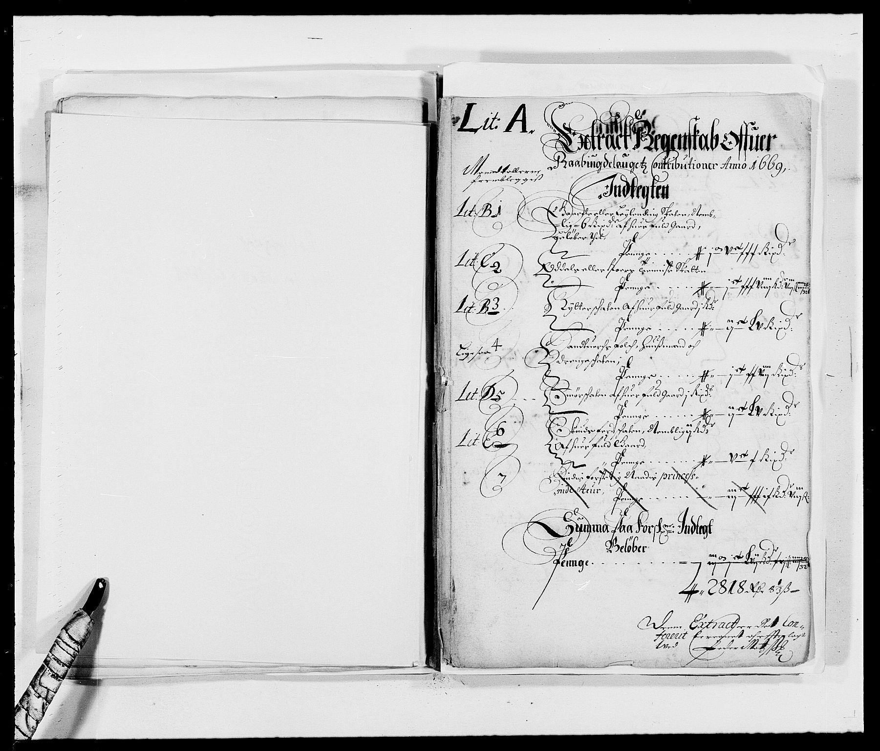 RA, Rentekammeret inntil 1814, Reviderte regnskaper, Fogderegnskap, R40/L2432: Fogderegnskap Råbyggelag, 1669-1670, s. 40