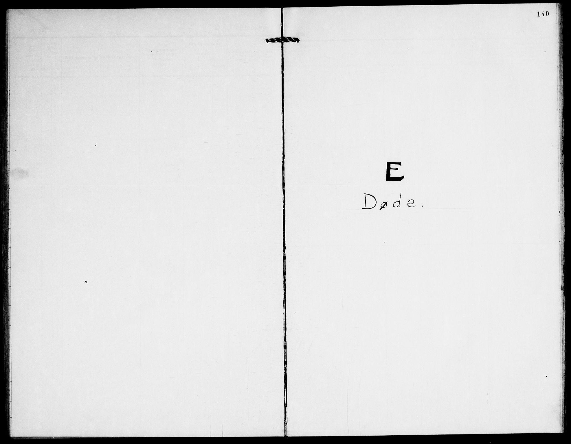 SATØ, Tranøy sokneprestkontor, I/Ia/Iab/L0016klokker: Klokkerbok nr. 16, 1930-1945, s. 140