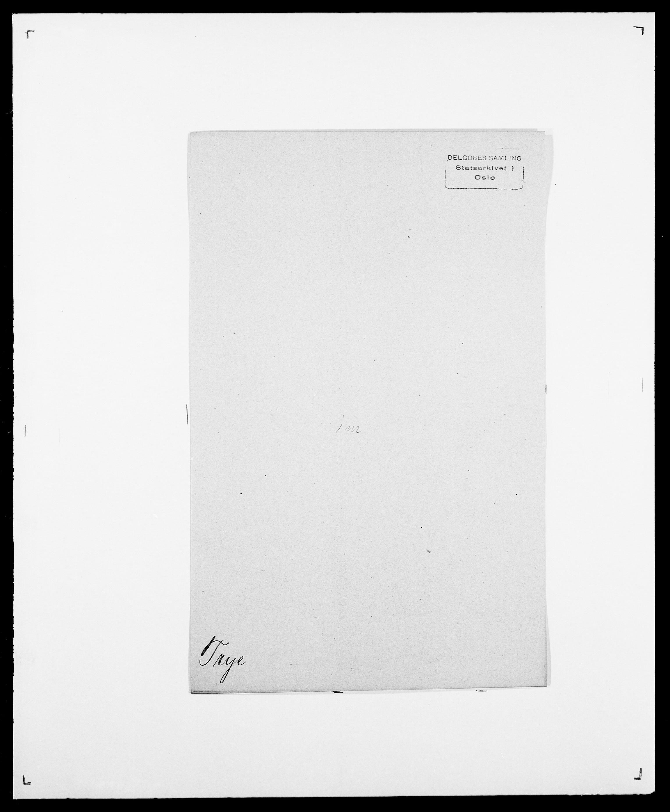 SAO, Delgobe, Charles Antoine - samling, D/Da/L0039: Thorsen - Urup, s. 422