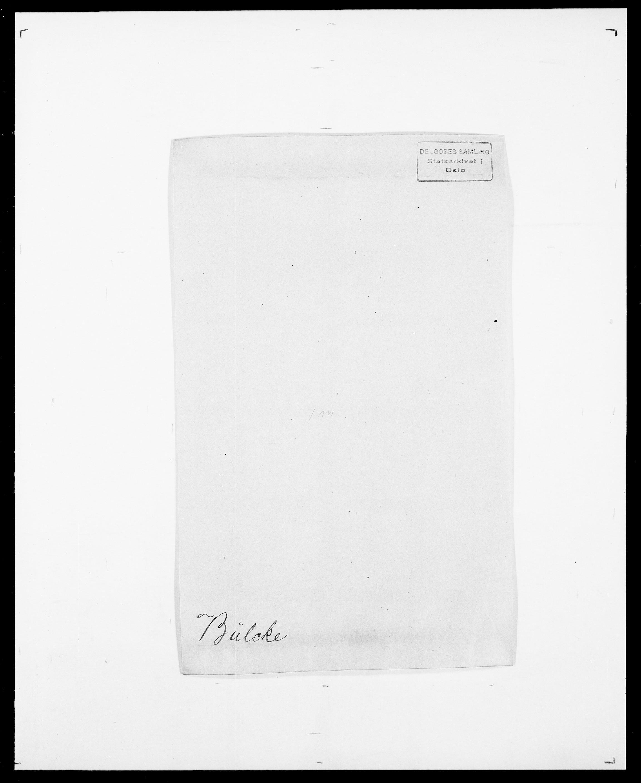 SAO, Delgobe, Charles Antoine - samling, D/Da/L0007: Buaas - Caphengst, s. 517