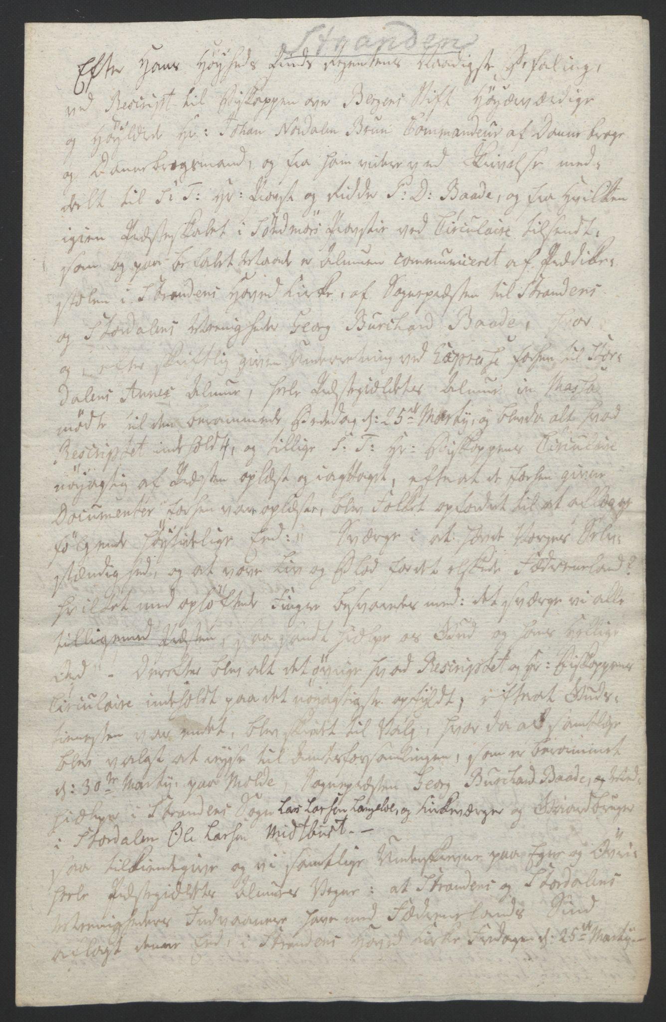 RA, Statsrådssekretariatet, D/Db/L0008: Fullmakter for Eidsvollsrepresentantene i 1814. , 1814, s. 399