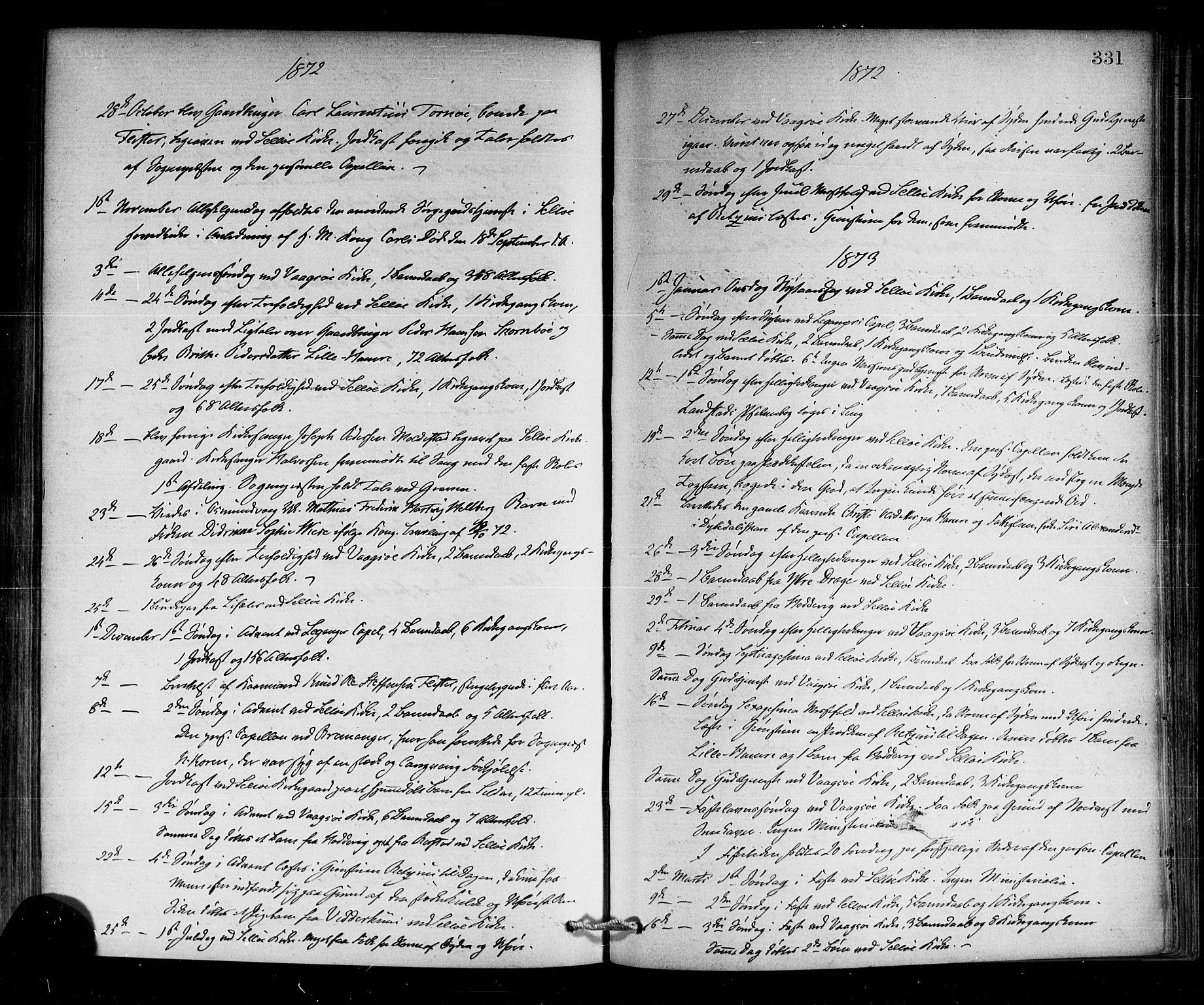SAB, Selje sokneprestembete*, Ministerialbok nr. A 12, 1870-1880, s. 331