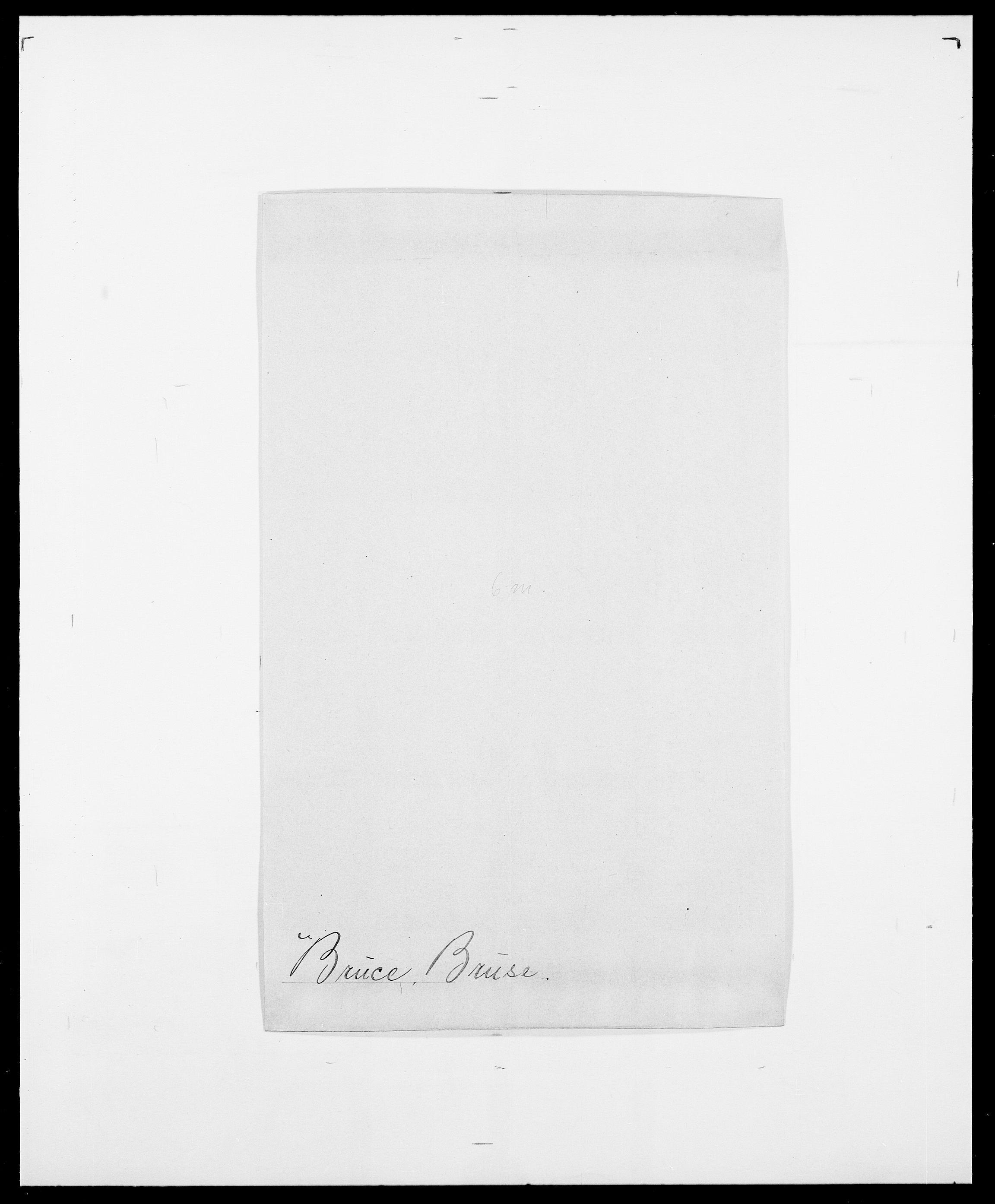 SAO, Delgobe, Charles Antoine - samling, D/Da/L0006: Brambani - Brønø, s. 557