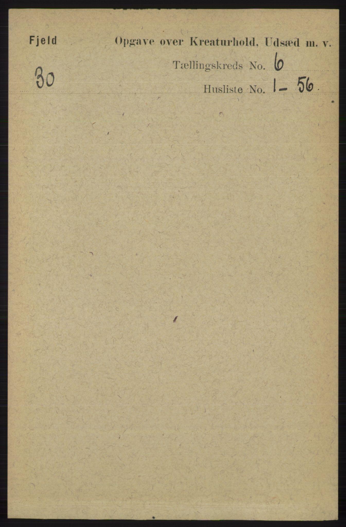 RA, Folketelling 1891 for 1246 Fjell herred, 1891, s. 4651