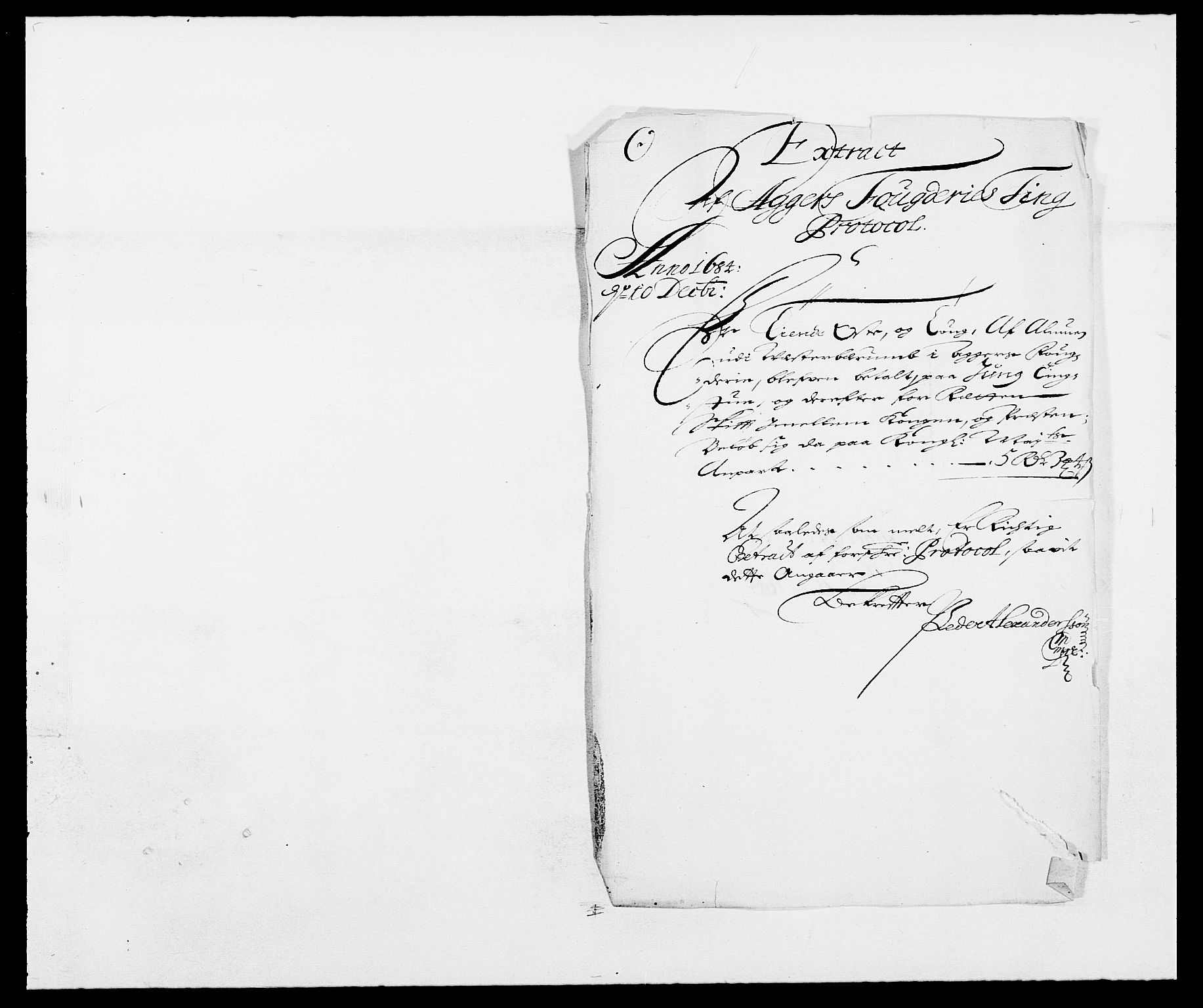 RA, Rentekammeret inntil 1814, Reviderte regnskaper, Fogderegnskap, R08/L0421: Fogderegnskap Aker, 1682-1683, s. 22