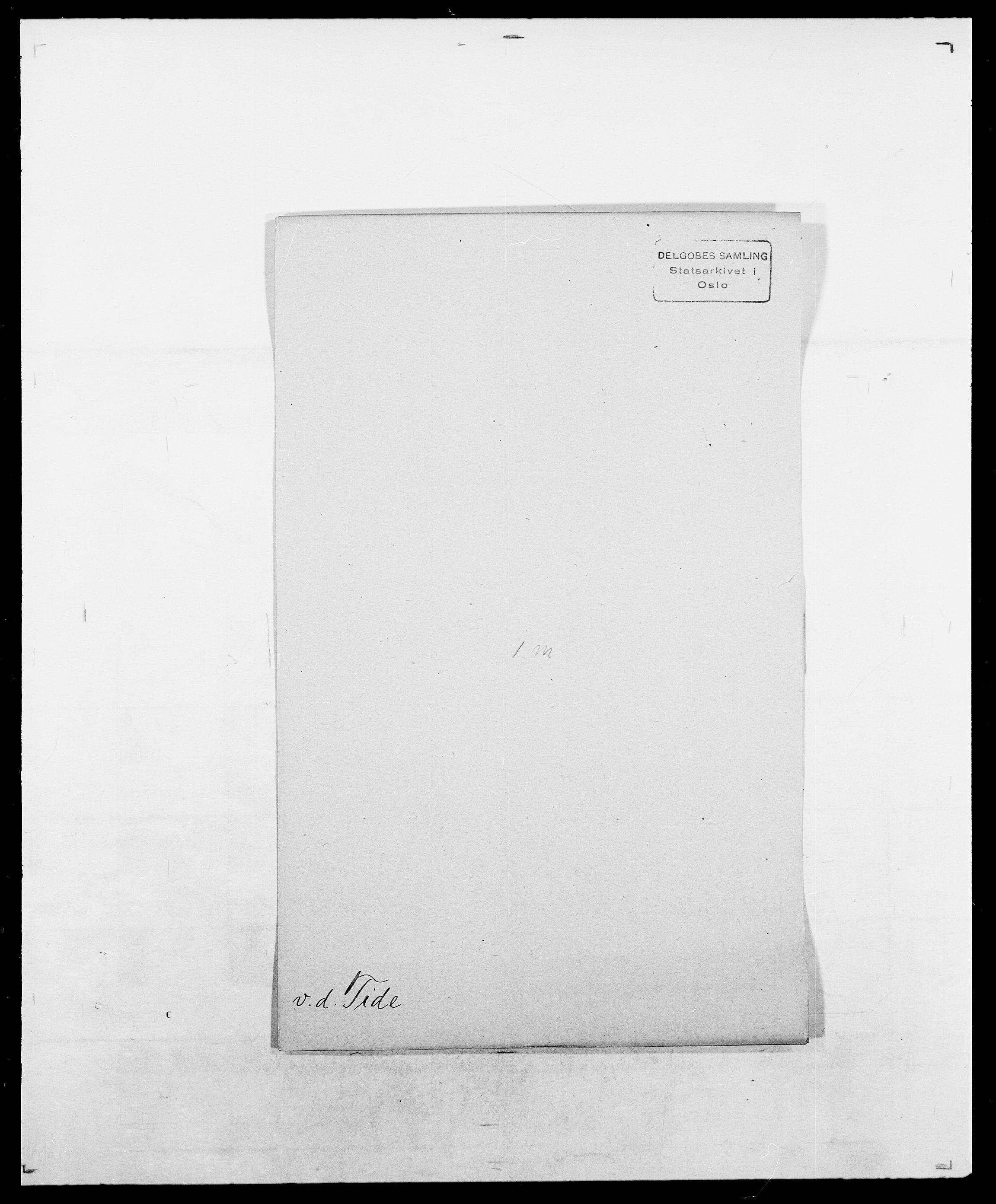 SAO, Delgobe, Charles Antoine - samling, D/Da/L0039: Thorsen - Urup, s. 12