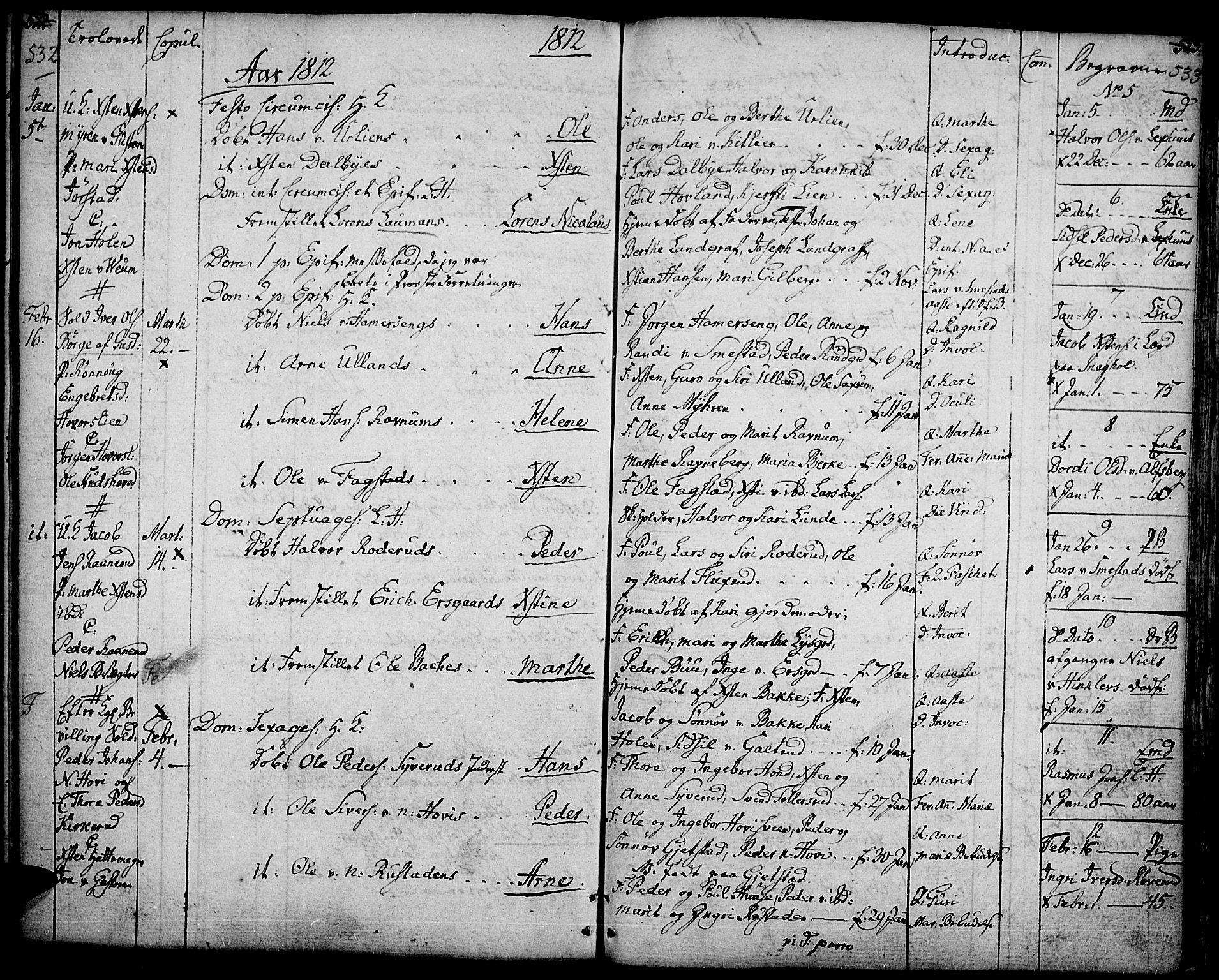 SAH, Fåberg prestekontor, Ministerialbok nr. 2, 1775-1818, s. 532-533