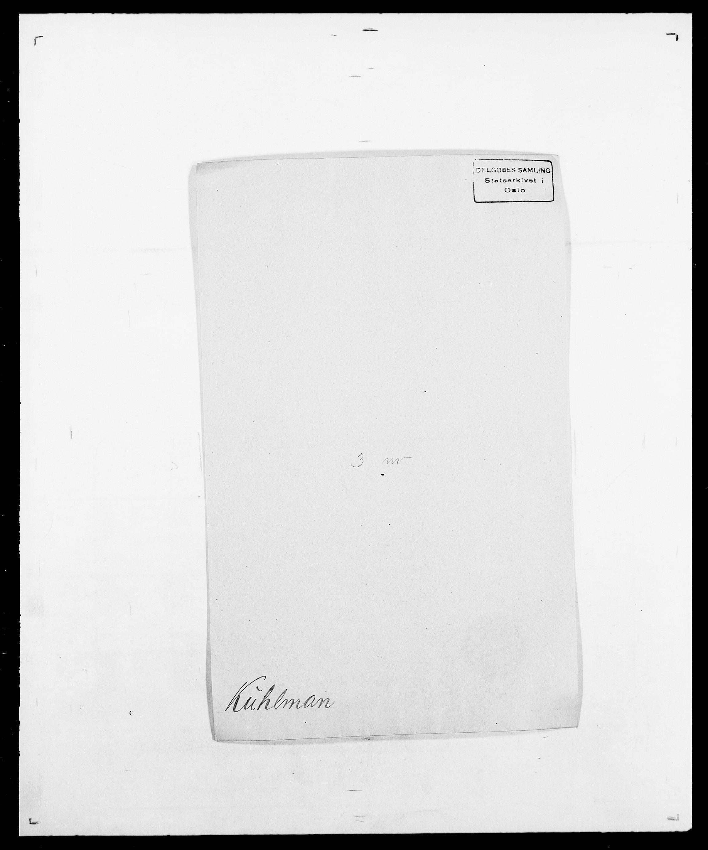 SAO, Delgobe, Charles Antoine - samling, D/Da/L0022: Krog - Lasteen, s. 210