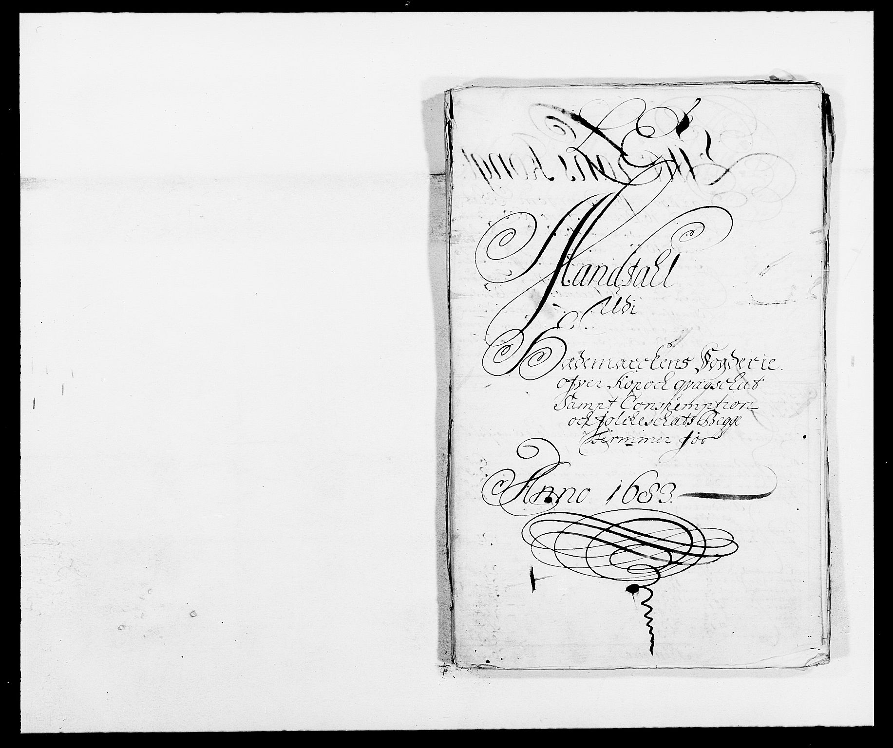 RA, Rentekammeret inntil 1814, Reviderte regnskaper, Fogderegnskap, R16/L1024: Fogderegnskap Hedmark, 1683, s. 189