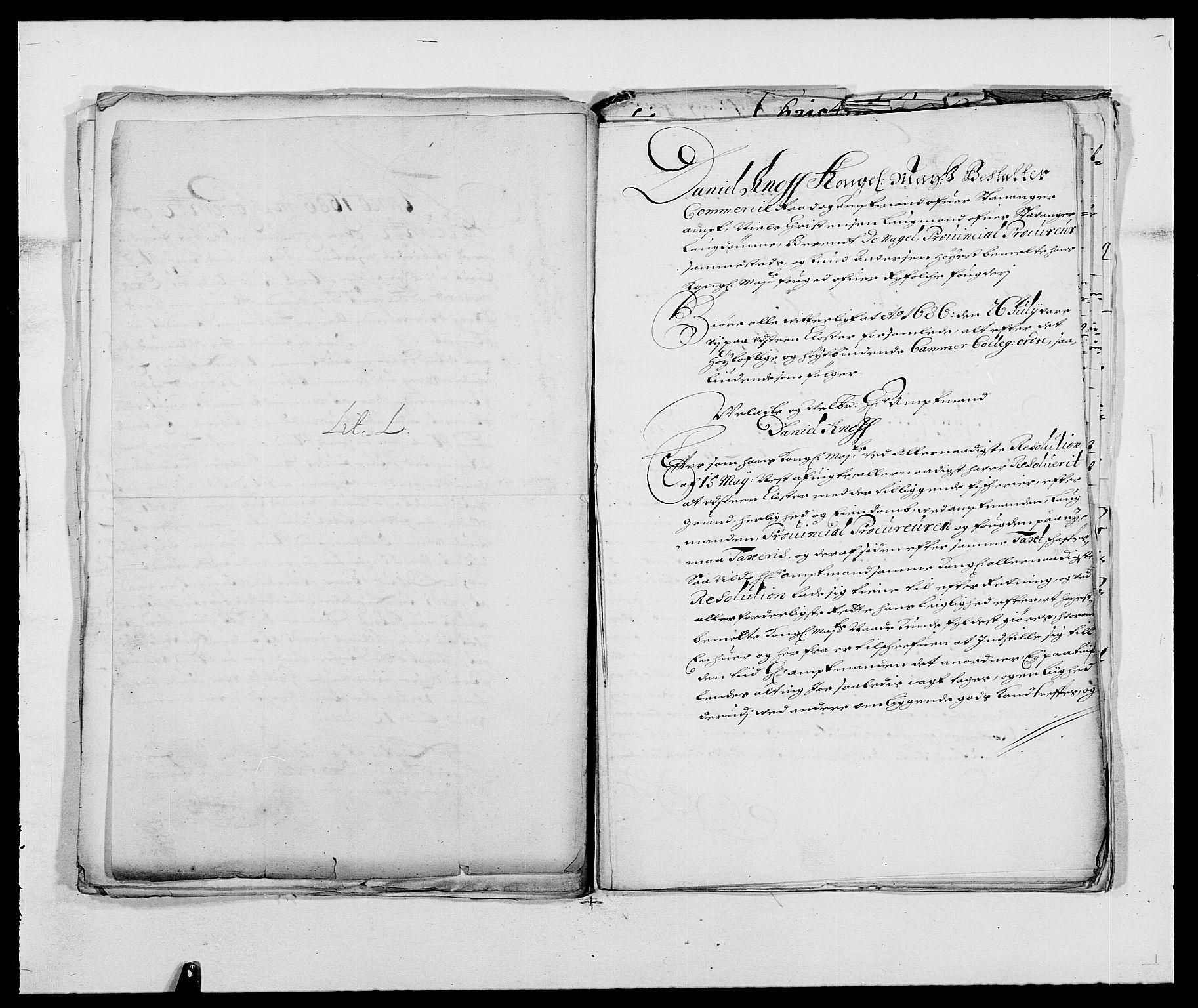 RA, Rentekammeret inntil 1814, Reviderte regnskaper, Fogderegnskap, R47/L2855: Fogderegnskap Ryfylke, 1685-1688, s. 204