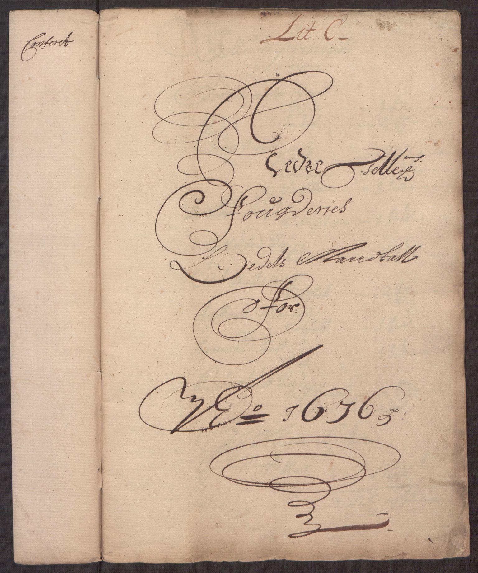 RA, Rentekammeret inntil 1814, Reviderte regnskaper, Fogderegnskap, R35/L2066: Fogderegnskap Øvre og Nedre Telemark, 1676, s. 39