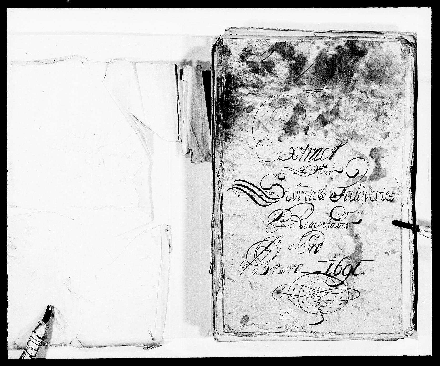 RA, Rentekammeret inntil 1814, Reviderte regnskaper, Fogderegnskap, R62/L4184: Fogderegnskap Stjørdal og Verdal, 1690-1691, s. 233